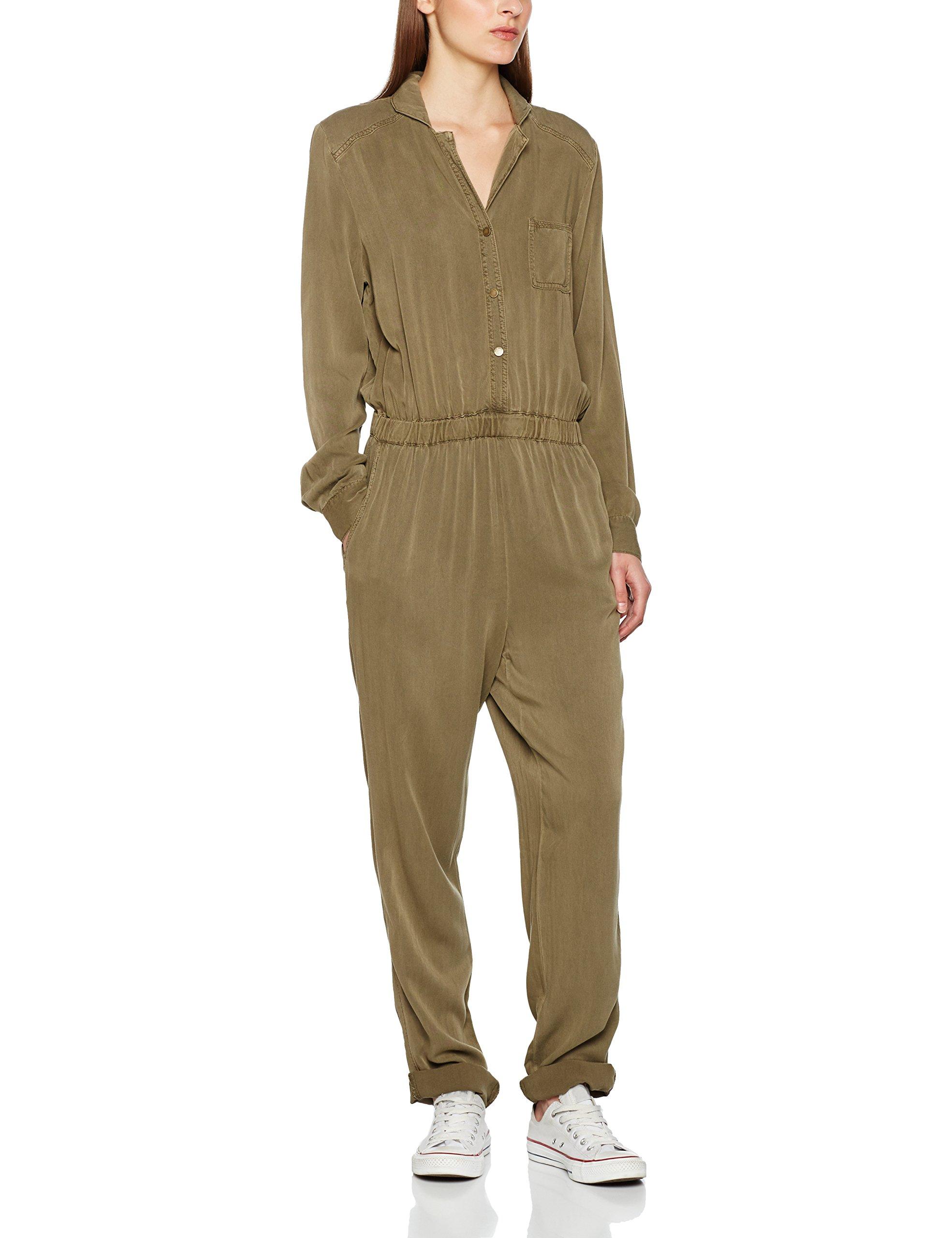 Pepe Jeans FemmeVertdark KhakiFr38taille FabricantS DaisyCombinaison NOP08Xnwk