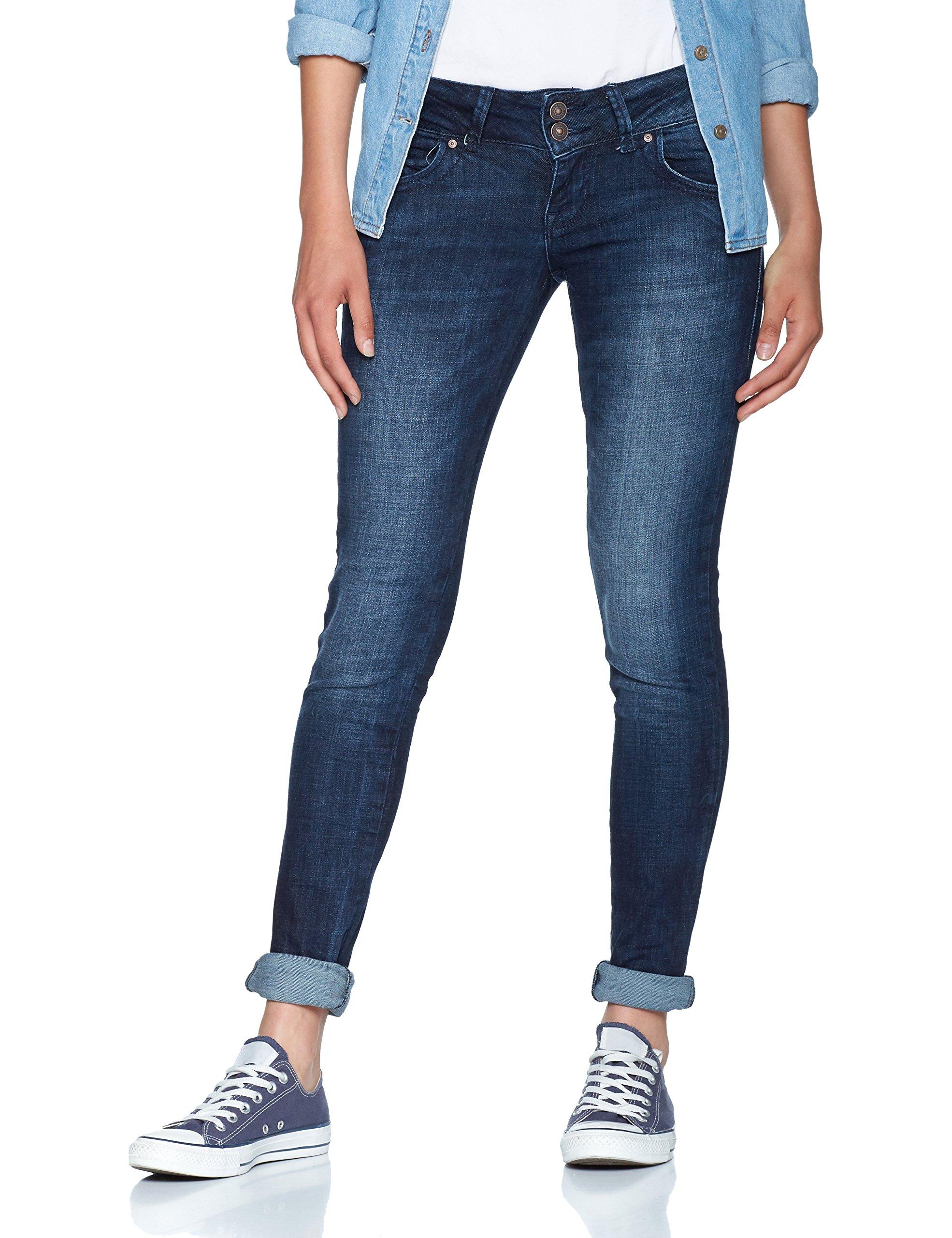 MollyJean Slim Wash l34taille 50331W27 FemmeBlaubliss FabricantW27 Ltb l34 Coupe Jeans Ajustée CoWBrxed
