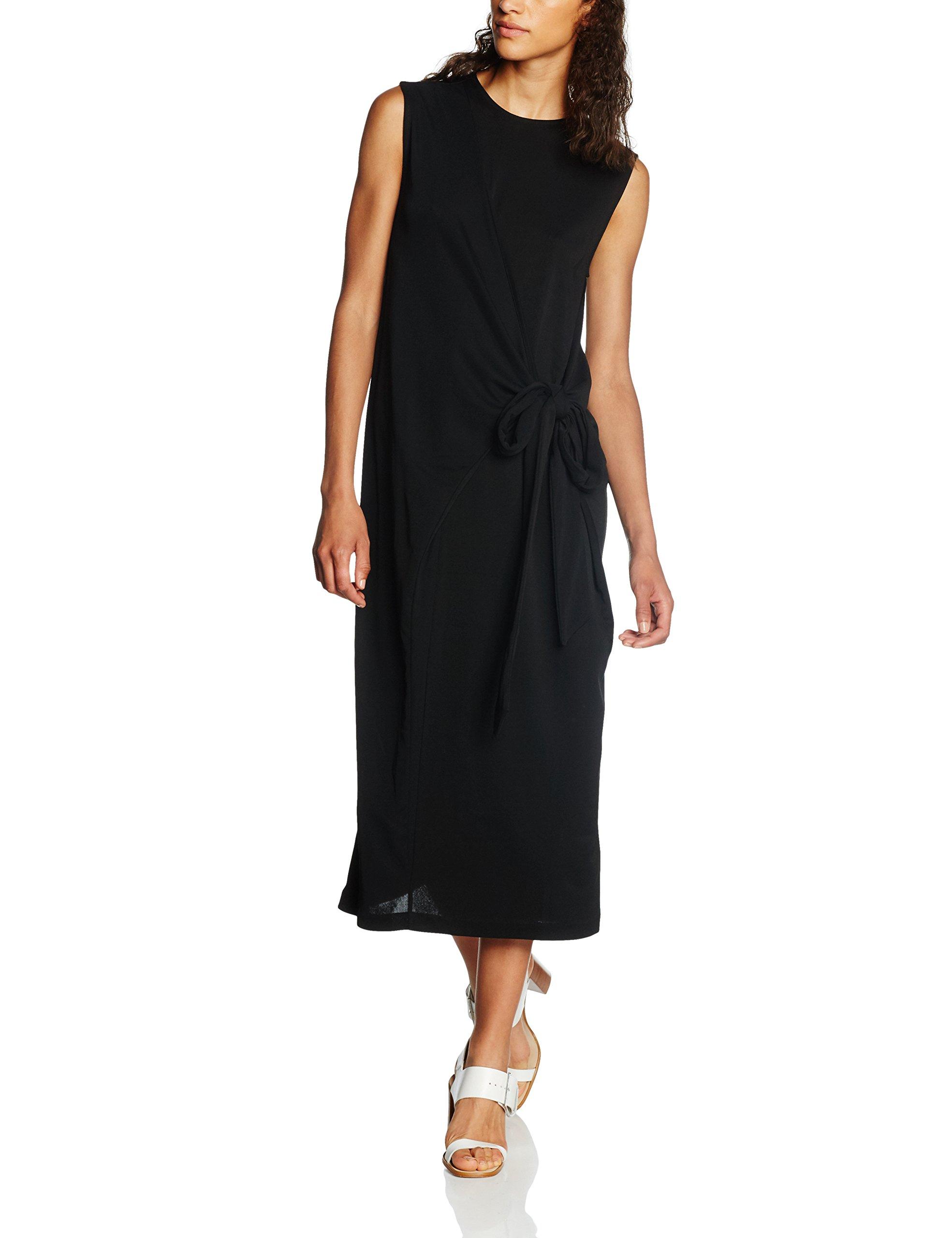 K smallFemme Fabricant Jersey x Filippa RobeNoirblack34taille Tie Dress qUzMVSp