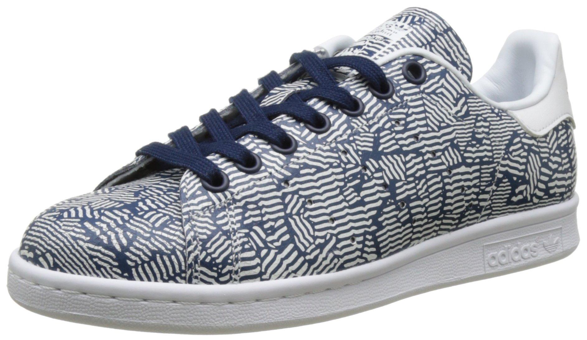 Stan SmithBaskets Collegiate Adidas FemmesBleu footwear Basses Navy White36 Eu m08nwvNO
