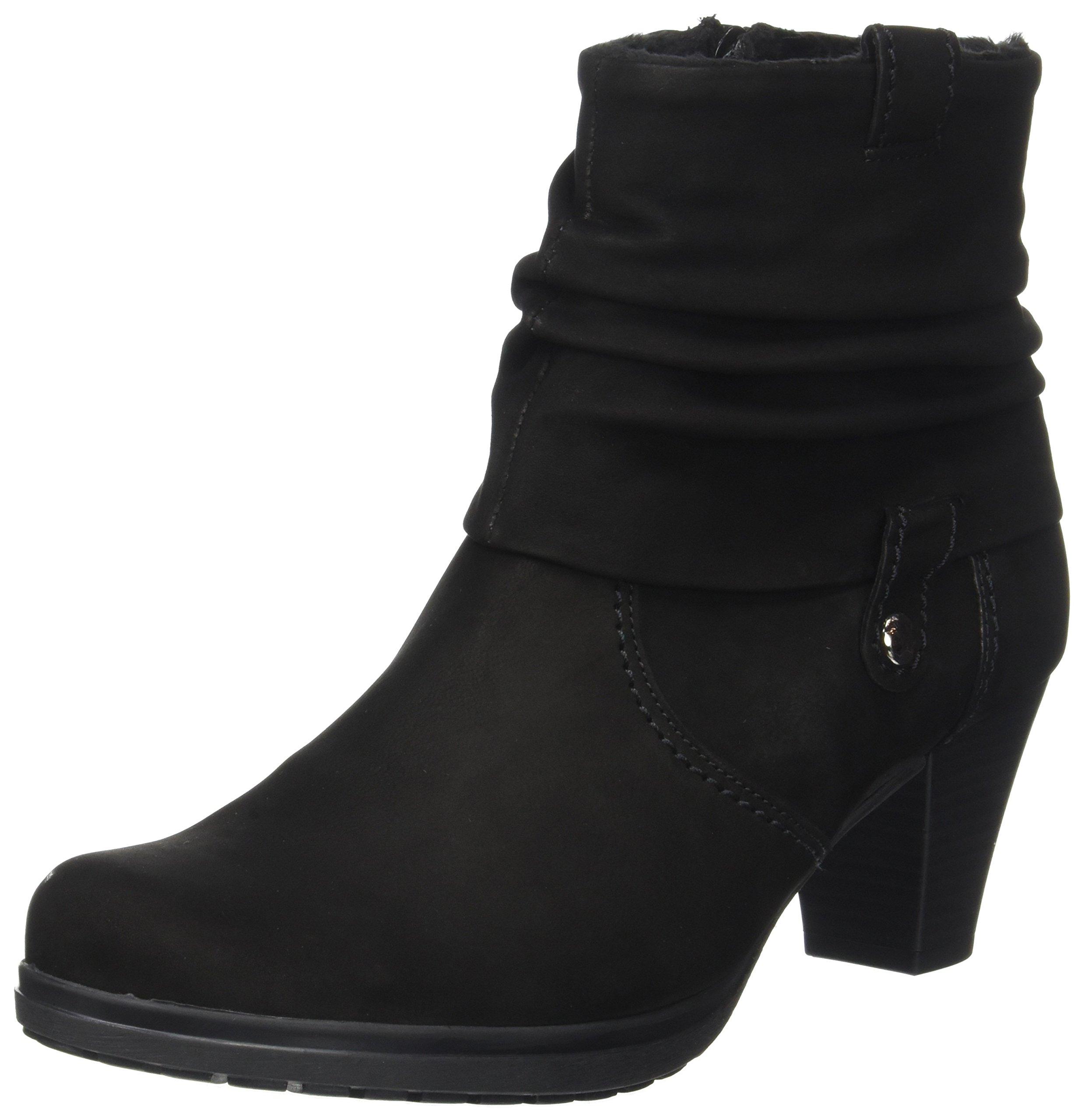 5 FemmeNoirschwarznickif35 BasicBottes Eu Gabor Shoes Comfort cJlFKuT351