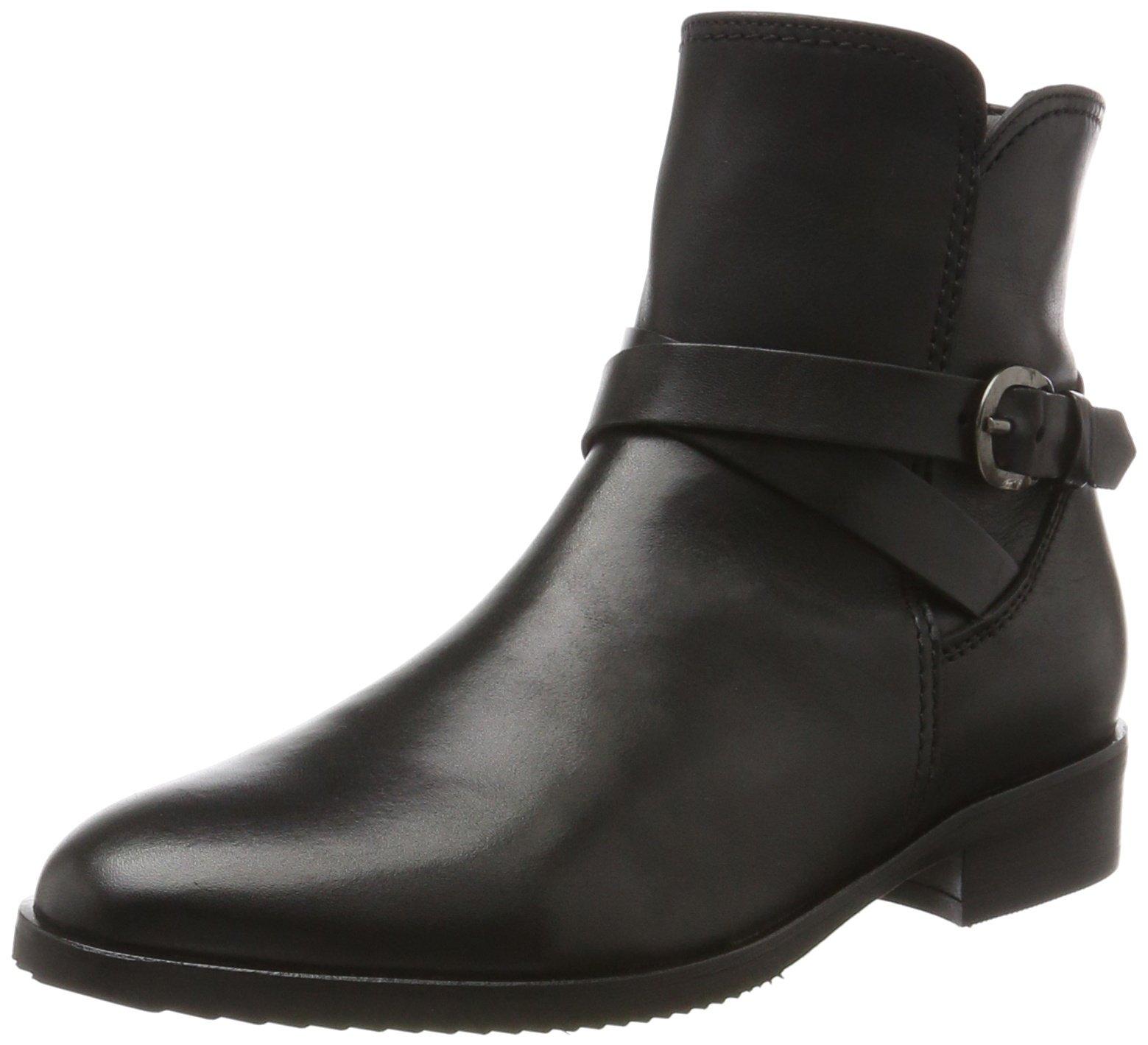 Comfort Eu Shoes FemmeNoir57 Schwarz 5 Micro40 SportBottes Gabor pUqSzMV