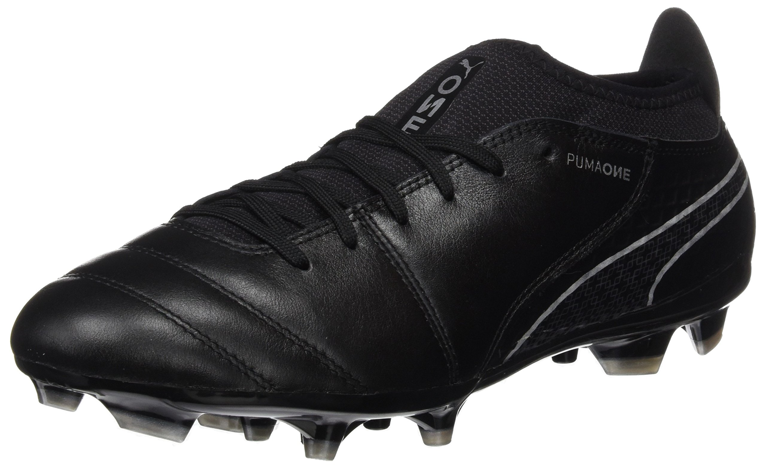 De Black silver45 17 AgChaussures HommeNoir Eu Puma 2 Football One L4RjA5