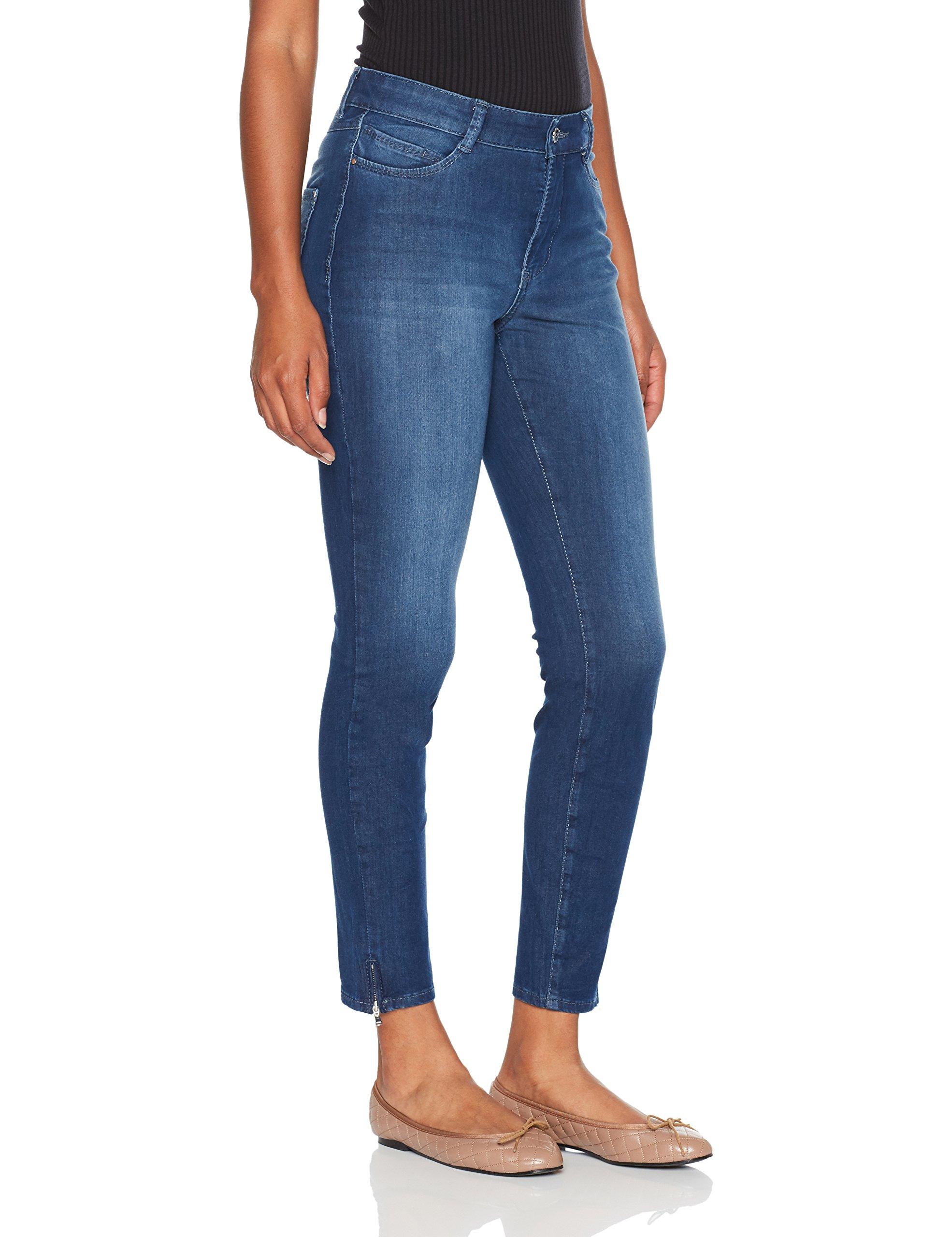 Blue D610W36 FemmeBlaubrilliant Skinny Wash l29 Mac SensationJean L4cq35RjA
