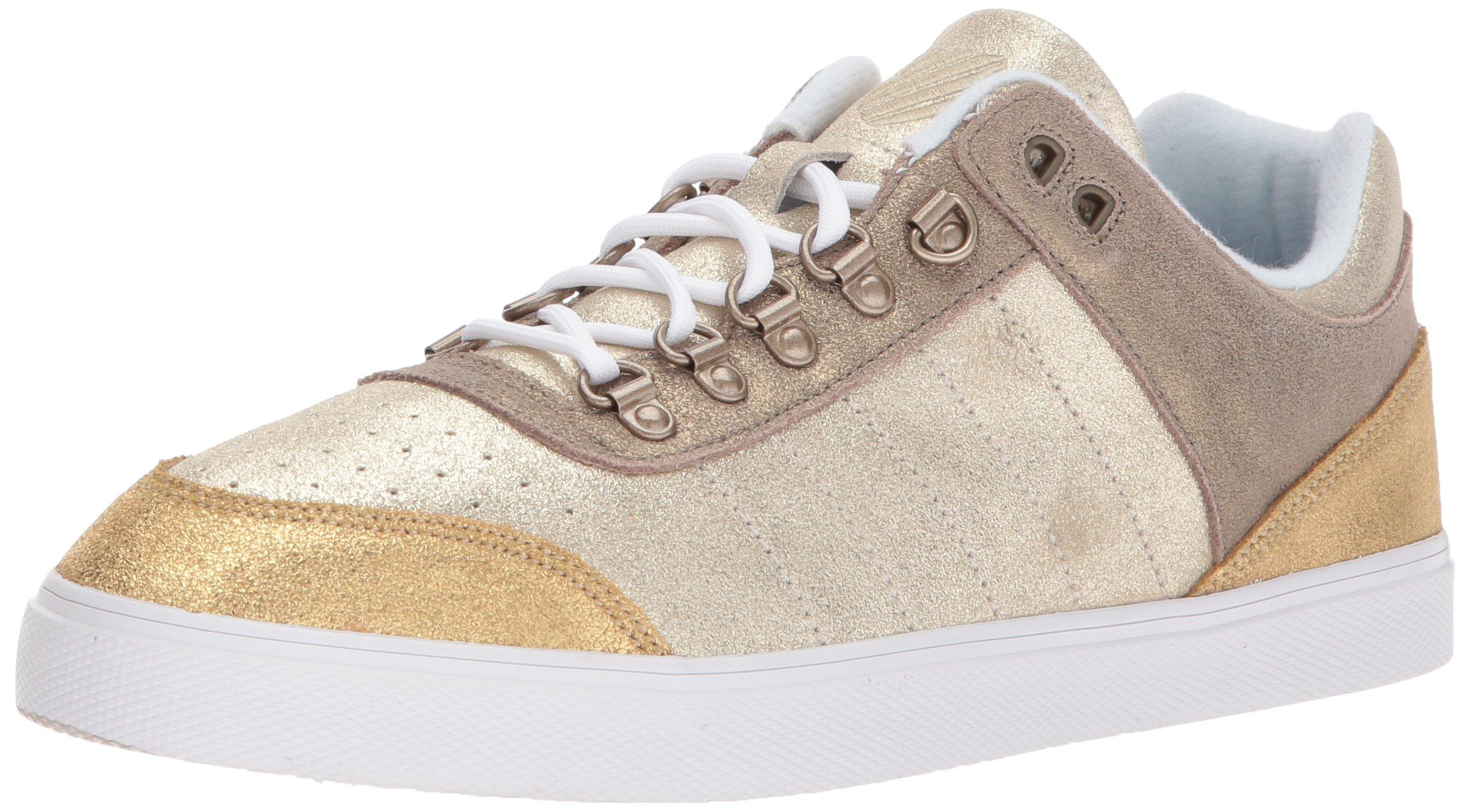 Neu FemmeOrchampagne Basses Gold39 SdeSneakers swiss 5 K Eu Gstaad Sleek J3TFKc1l