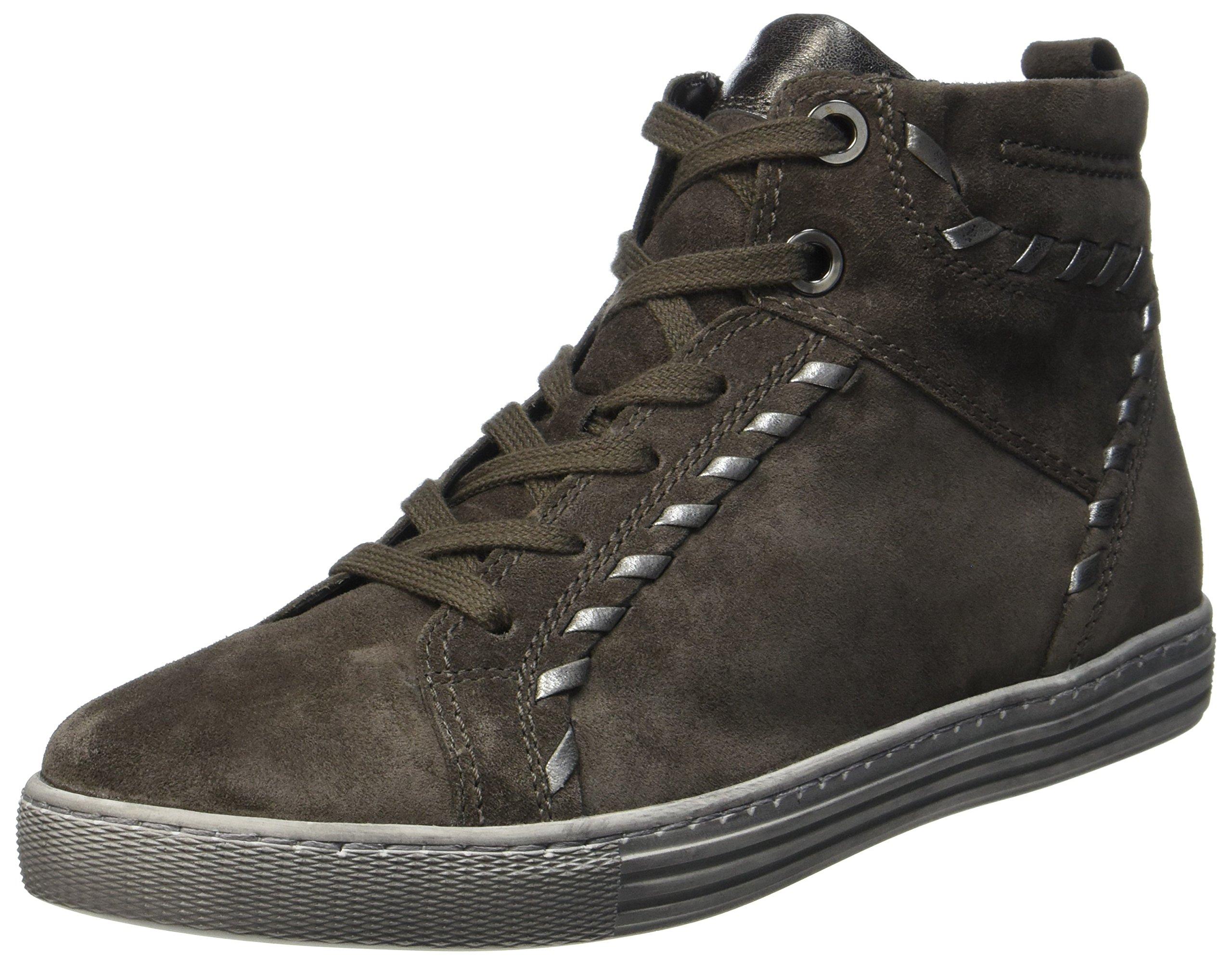 Eu Gabor BasicDerbys Comfort FemmeGris30 Micro41 Shoes Anthrazit OiZuPkX