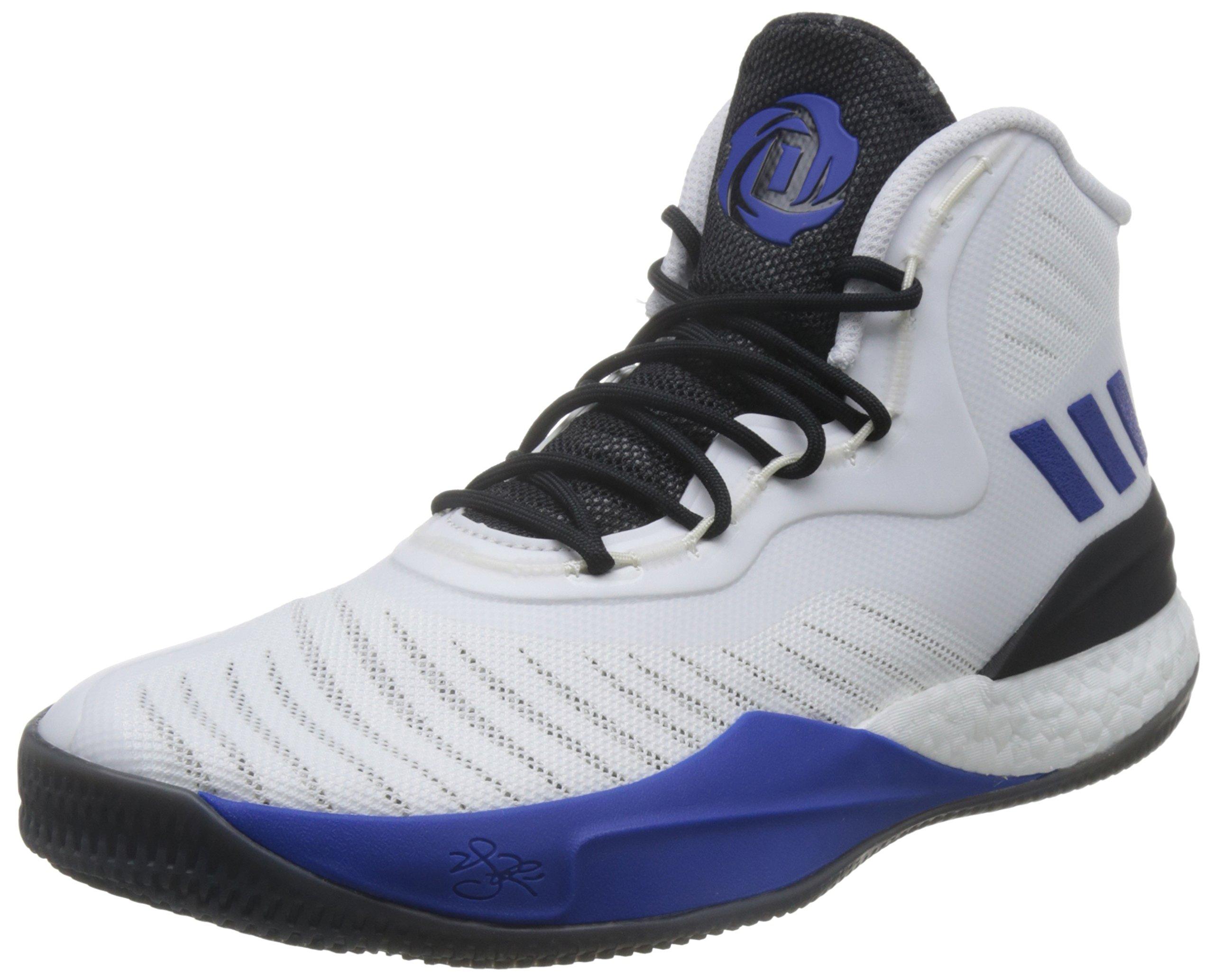 3 D Rose Black47 HommeMulticoloreftwr Adidas 8Chaussures core Eu Basketball White De 1 scarlet CerQoExBWd