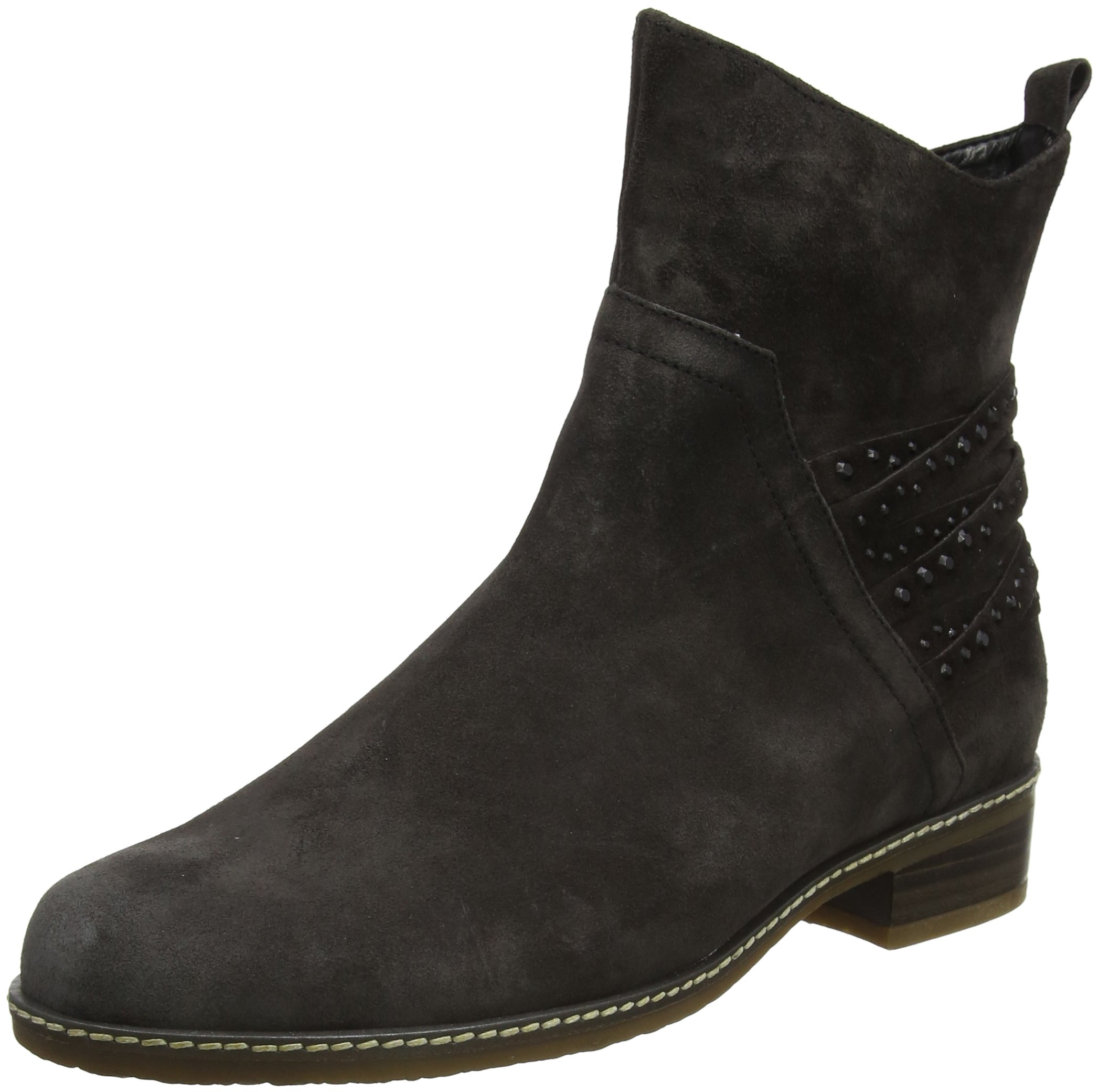 Gabor Micro40 SportBottes Eu Shoes Comfort FemmeGris39 Dark grey 5 Tc1lFJ35uK