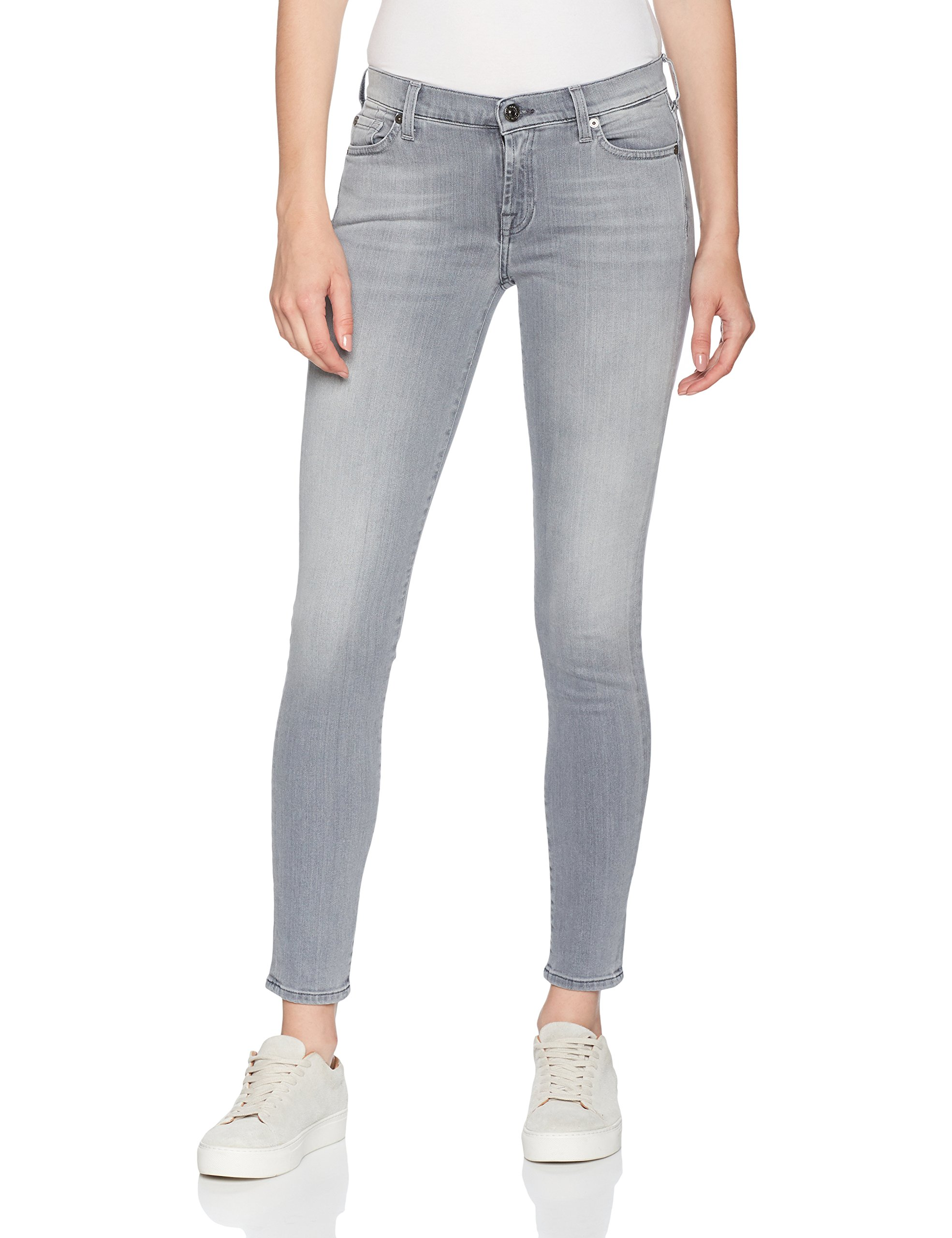 The All Mankind 7 30Femme Fabricant28 Jean l30taille For SkinnyGrisgrey LgW28 pUVSzM