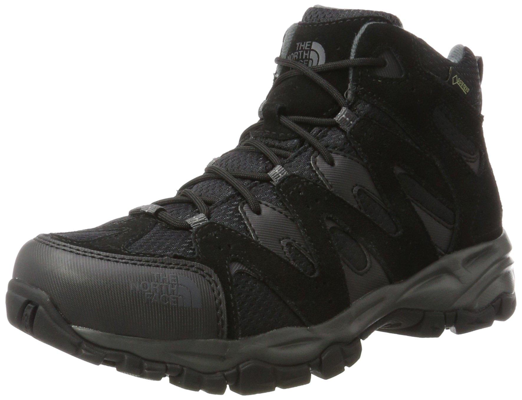 The Hautes Shadow Mid Black tex Grey42 Eu De dark Chaussures Gore Hike North HommeMulticoloretnf Randonnée Face Storm ZPuikX