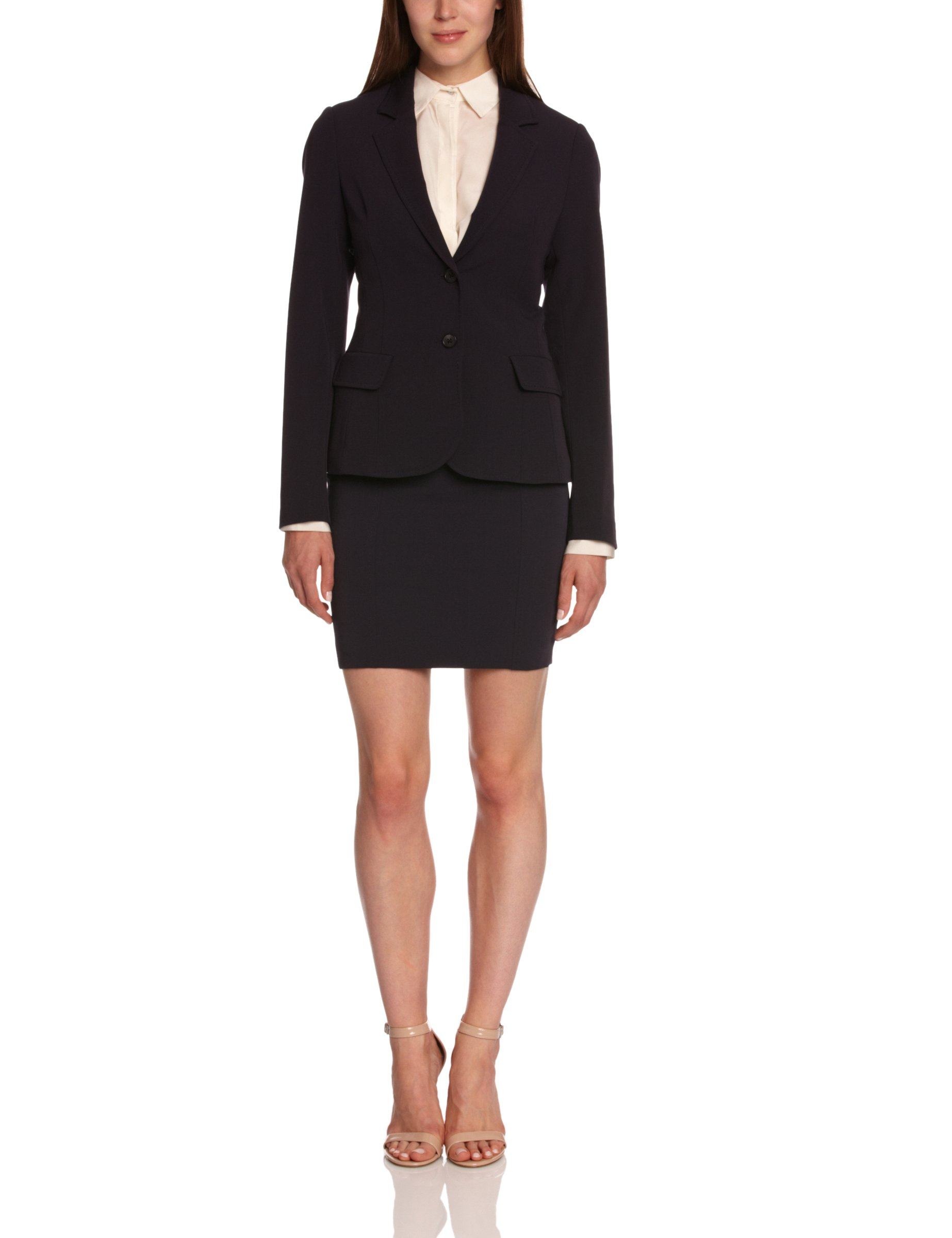 InwearBlazer Blue GraphiteFr36taille In Femme Wear Fournisseur34 Bleu21n QrxoBdCtsh
