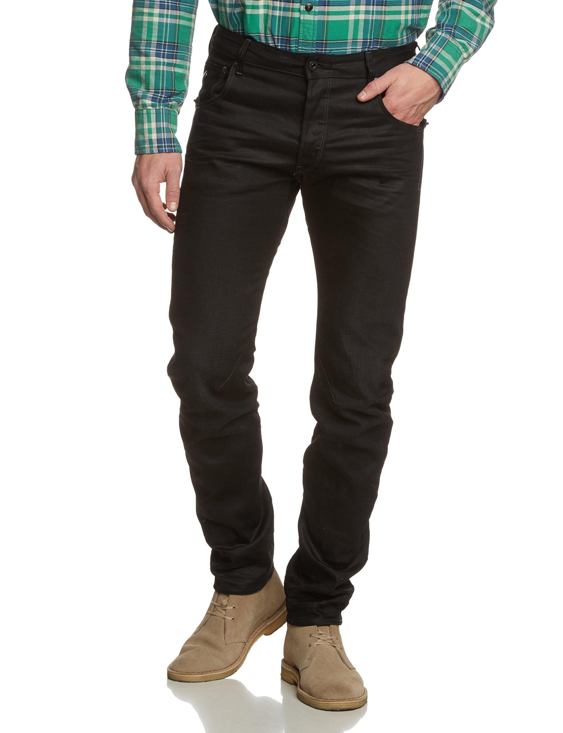Jeans Zip AgedW27 HommeBleumedium l34 RawArc 3d star G Slim 0mn8Nwv