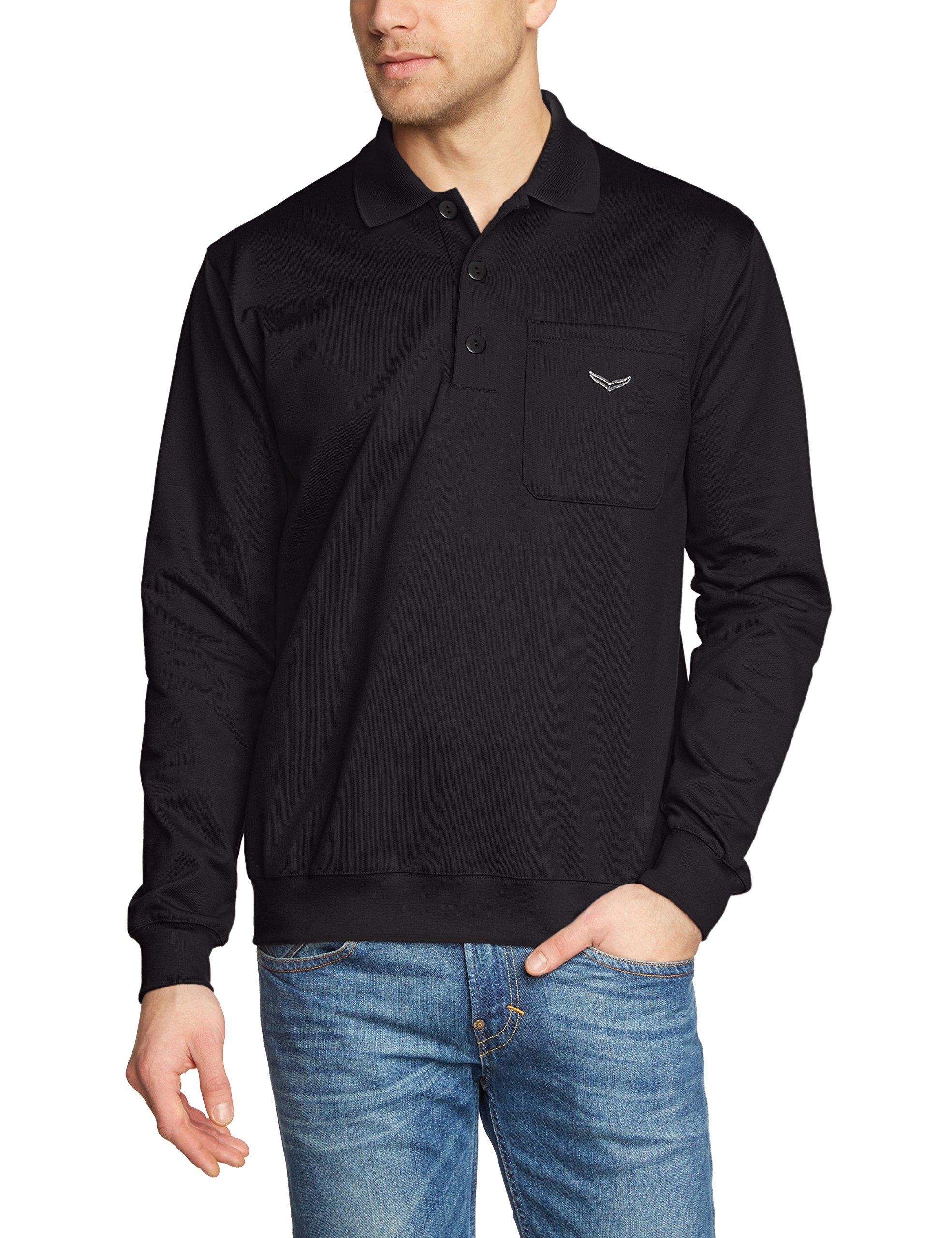 Trigema 008M Sweat Homme shirtschwarz 674602 6yYgf7b