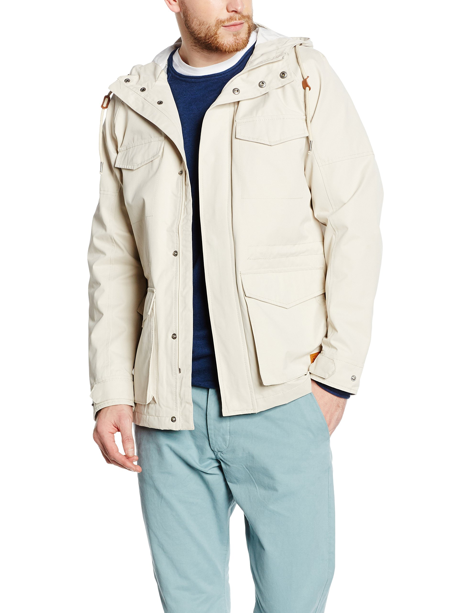 regLarge Jjorshow Homme Jackamp; BlousonEcruElfenbeinrainy Day Jones Jacket Fit SUVpzMGq