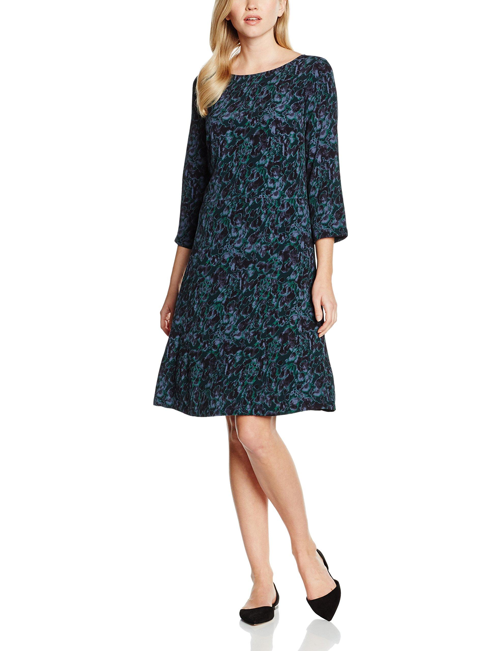 RobeMulticoloredark Multicolor Forest Kleid 368838 Femme Moreamp; OiPkuZX