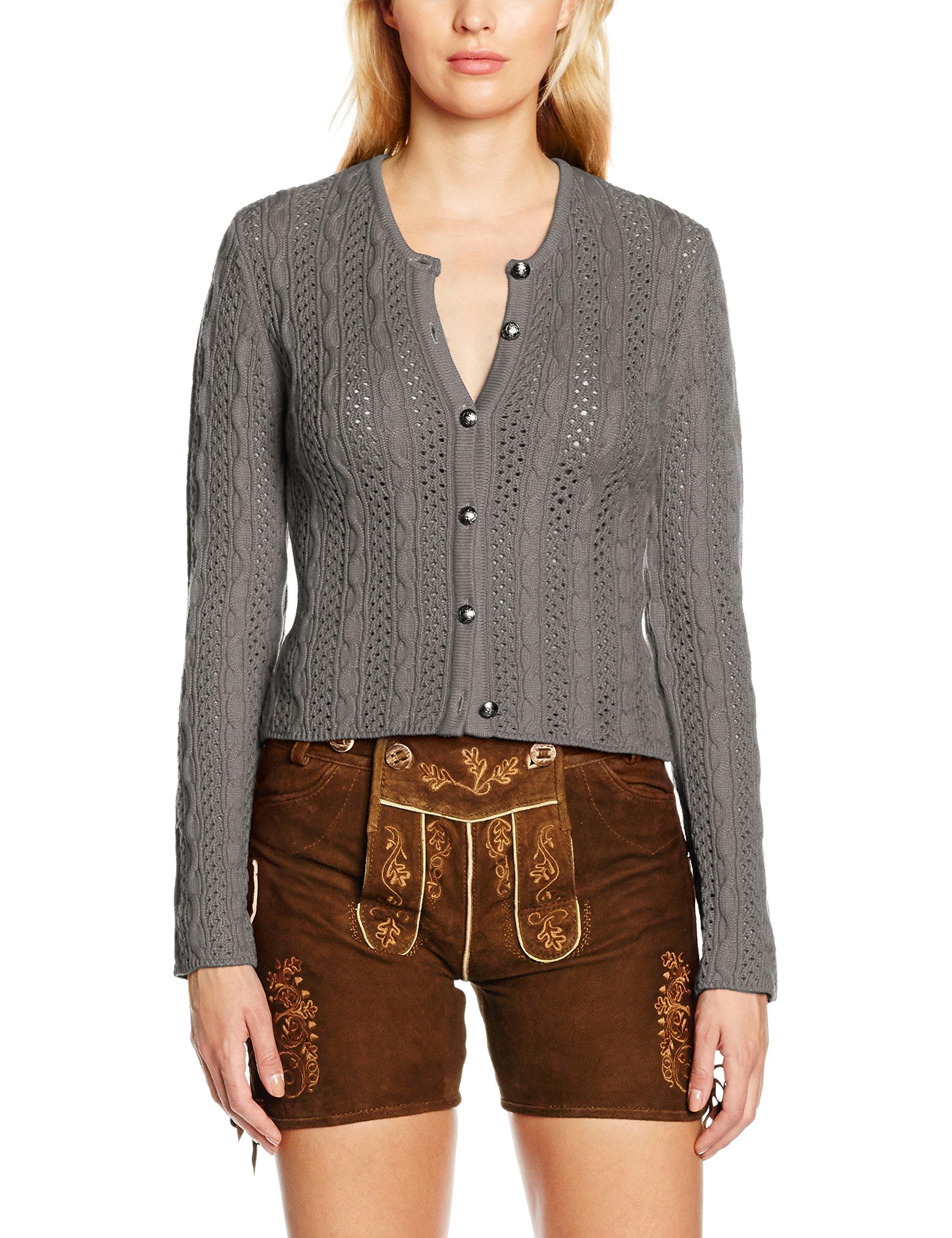 Femme G'weihamp; 7200 Silk Veste CostumeGrisgrau38 Gweih V De dChQxsrt