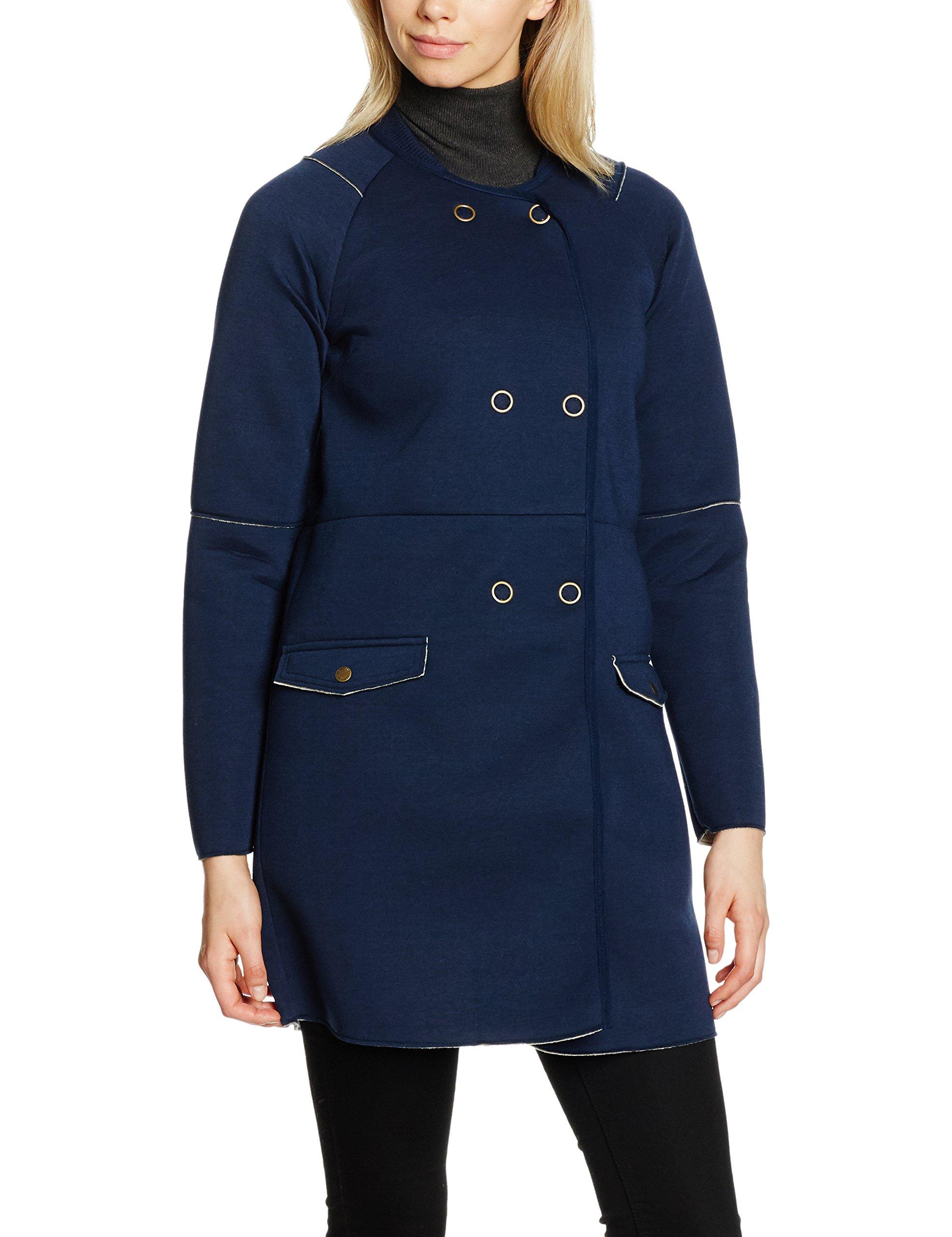 Femme Bleu 44 BellfieldBlouson Duffle Coat ZOPXTiku