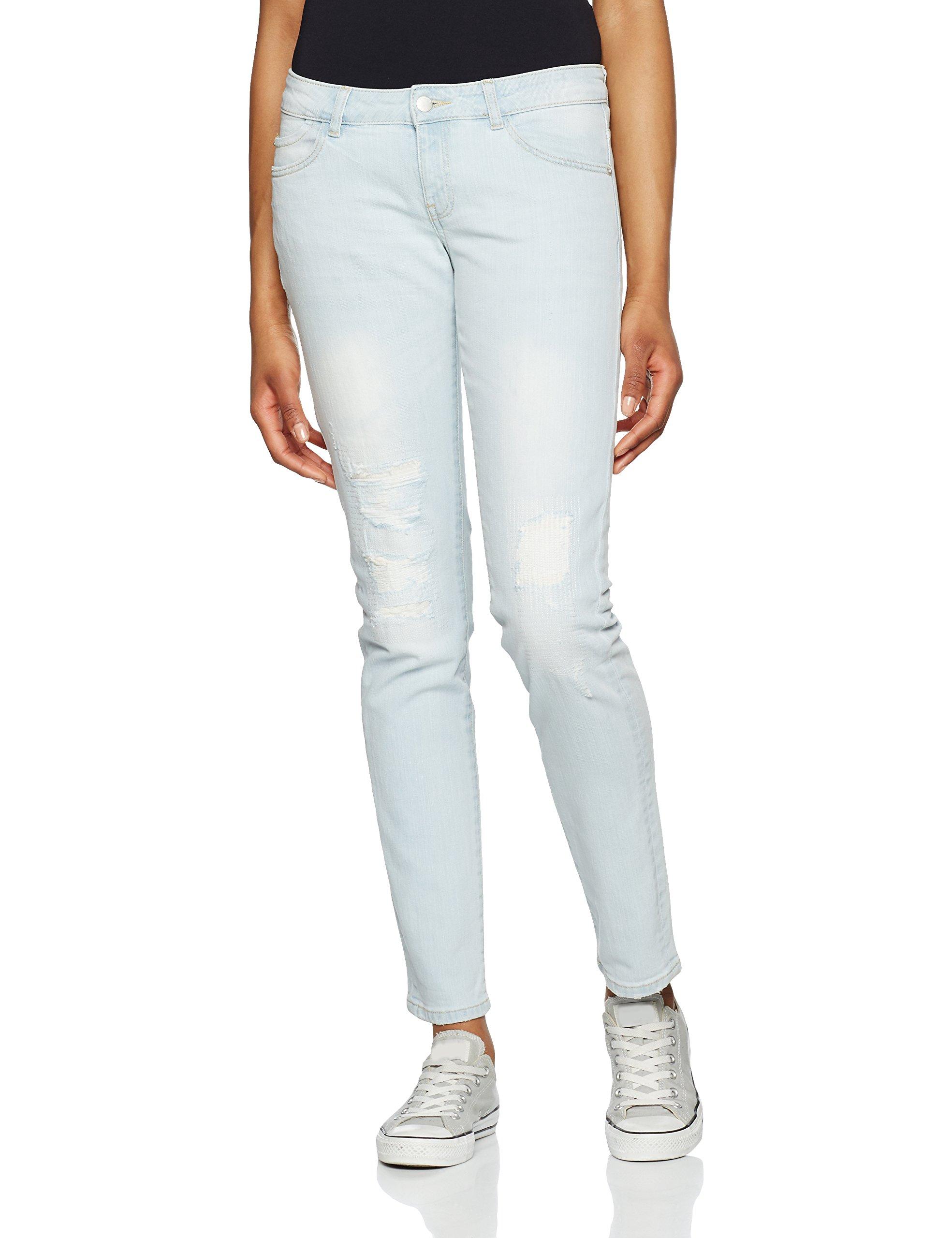 Q By DenimTinted s Designed 41703712546 Femme 52z9W34 JeansBlue 32 FJKl1c