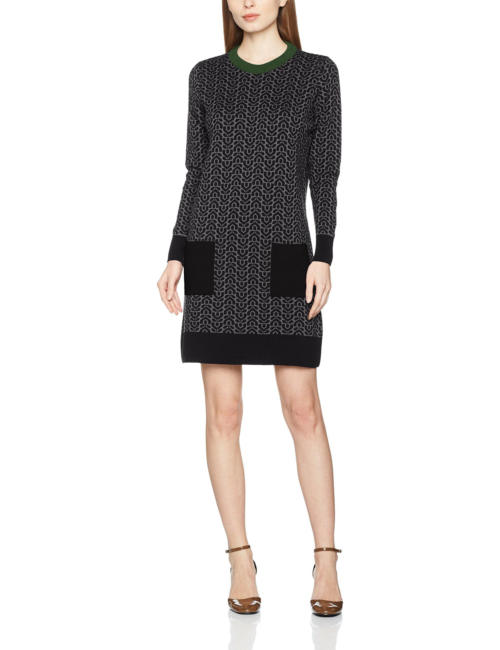 Sweater RobeGrisgrey Black Orla Fabricant Kiely Dress 002540taille largeFemme uKcT1J3lF