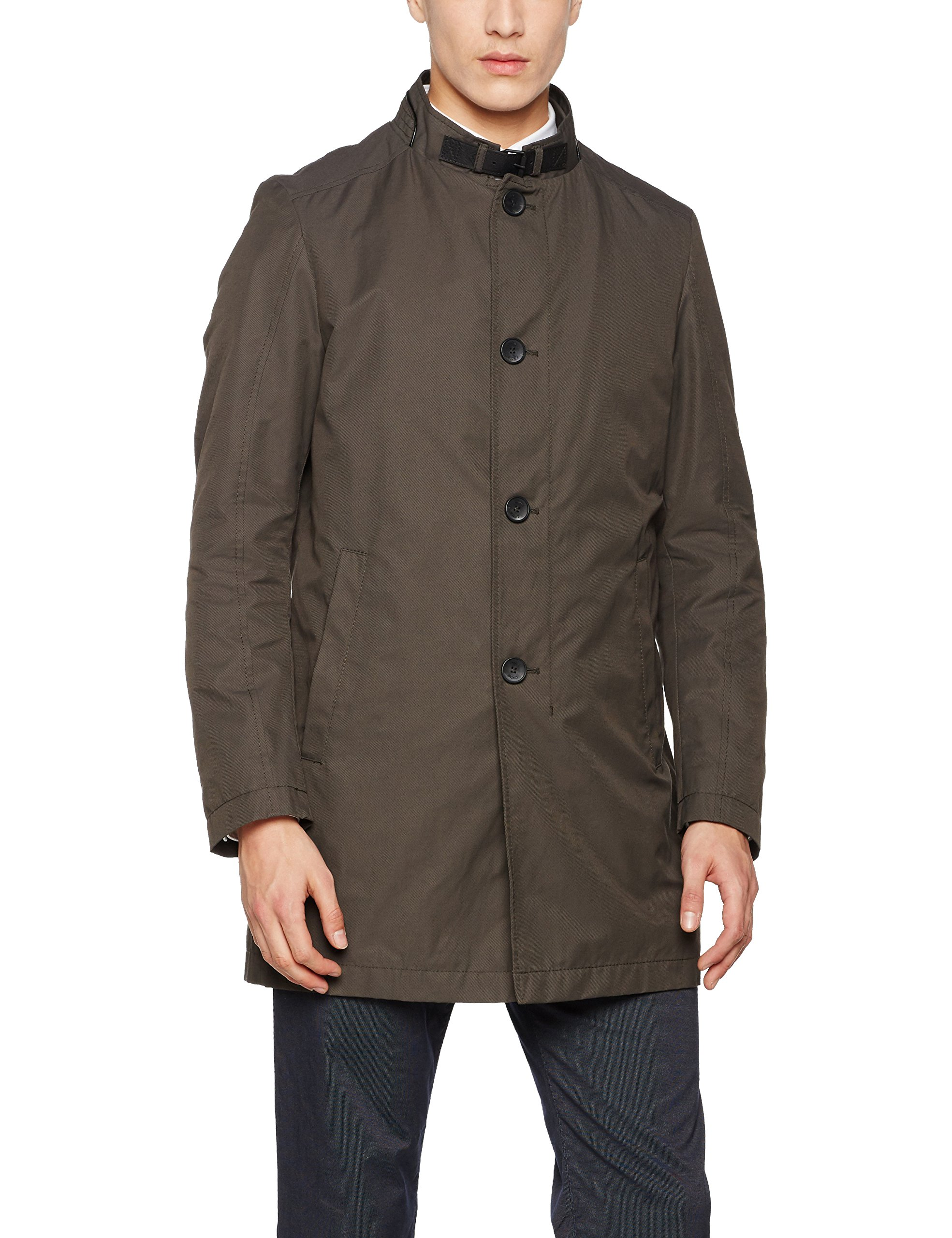 smalltaille Fabricant46Homme Cinque Du ManteauGrisanthra 98X Ciliverpool m8ON0nvw