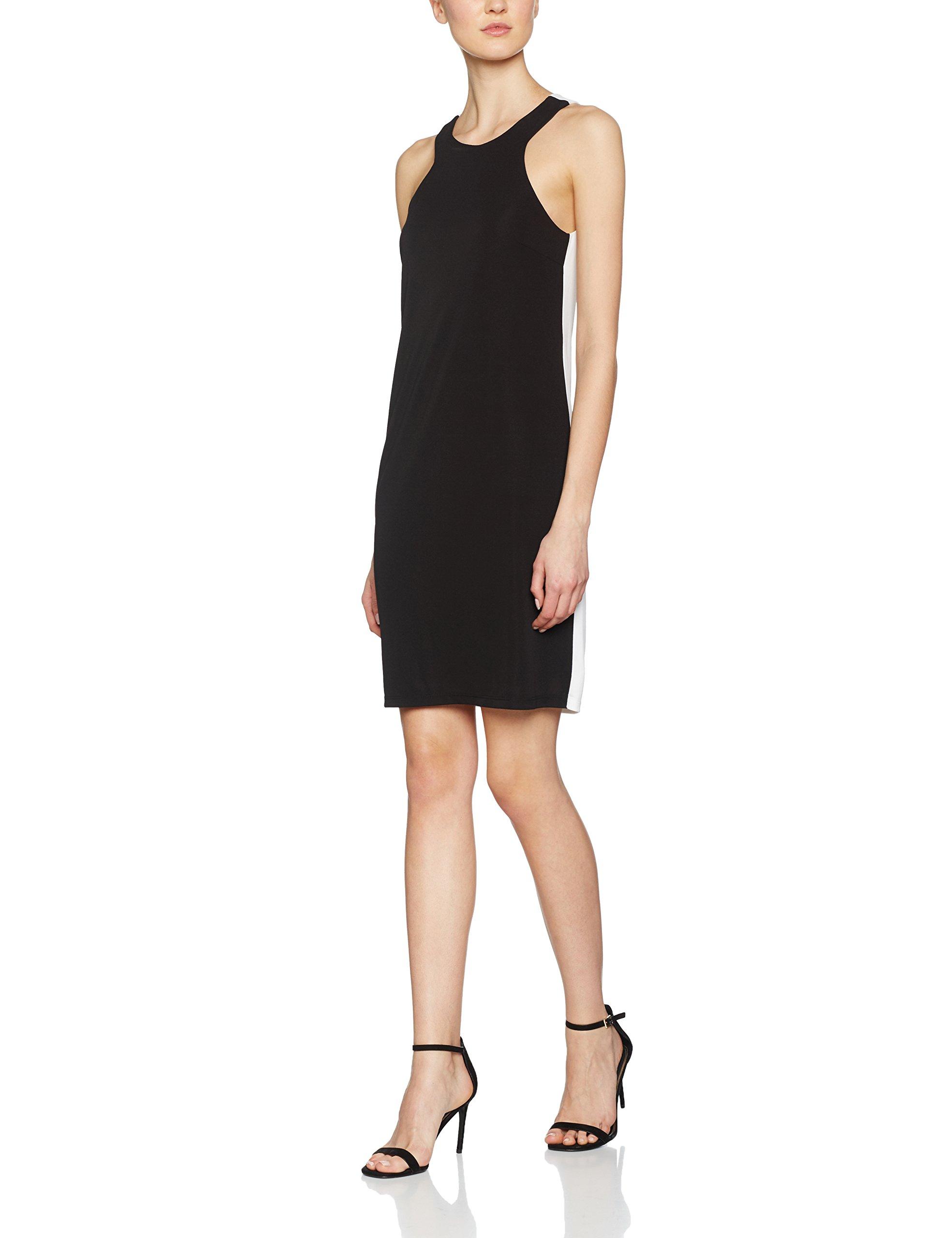 DécontractéeMulticoloreblanco negro Robe Femme Cuplé 17S 097205 SLUzVGMpq