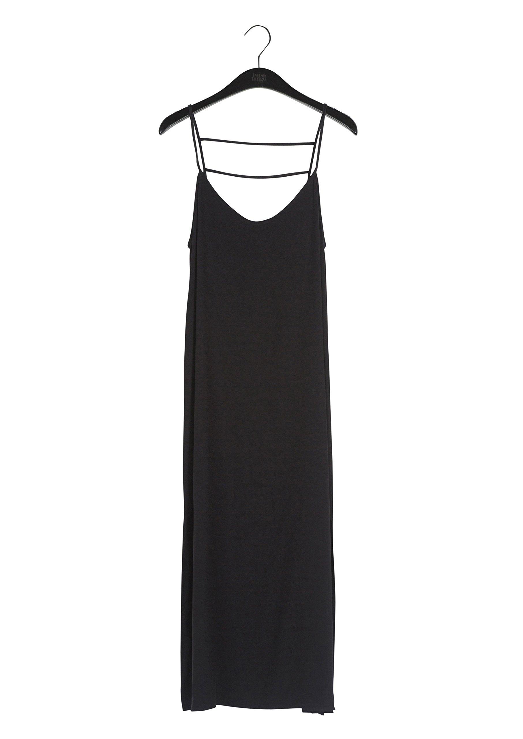 Dress Fabricant Tango 68Femme 0642taille Twistamp; Gwyneth RobeNoirblack lcJFTK1