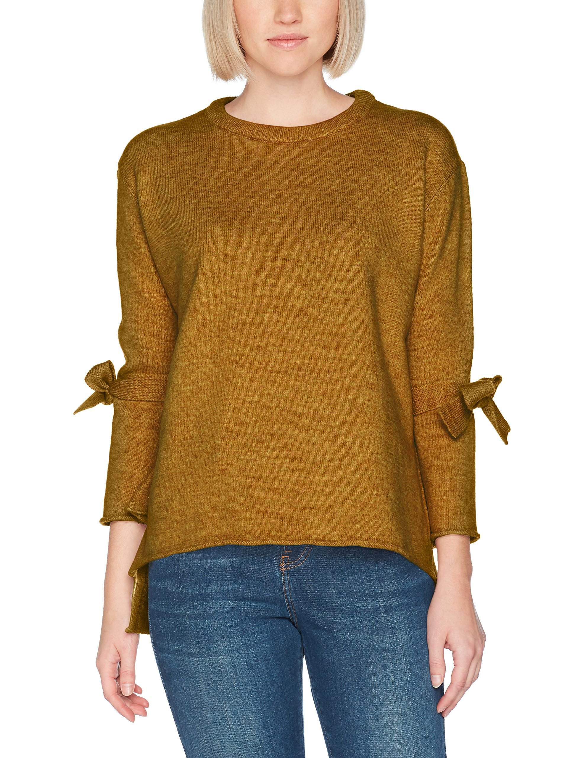 Moreamp; PullMarroncurry Pullover Gold 017640 Femme tdCrhsQx