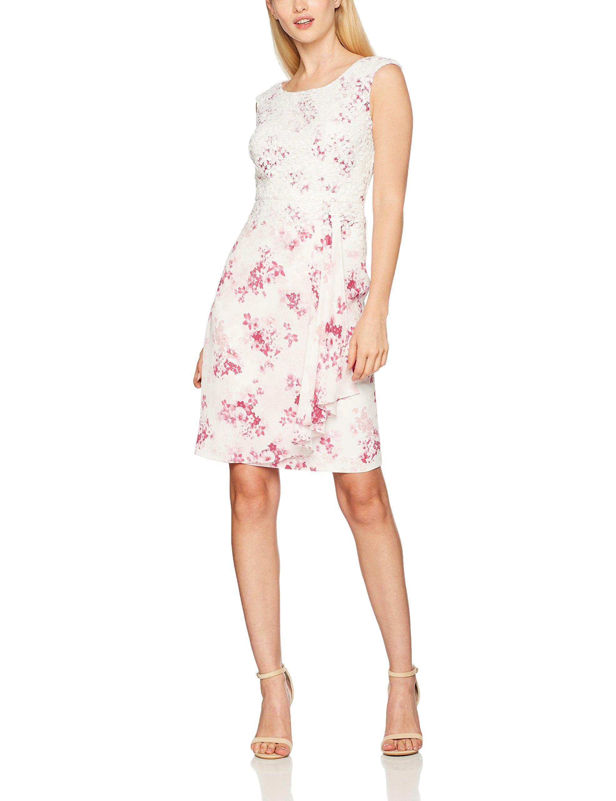 RobeMulticoloremulticoloured And Lace Jacques Petite Flower 4543635546 Vert Femme PXZikuO