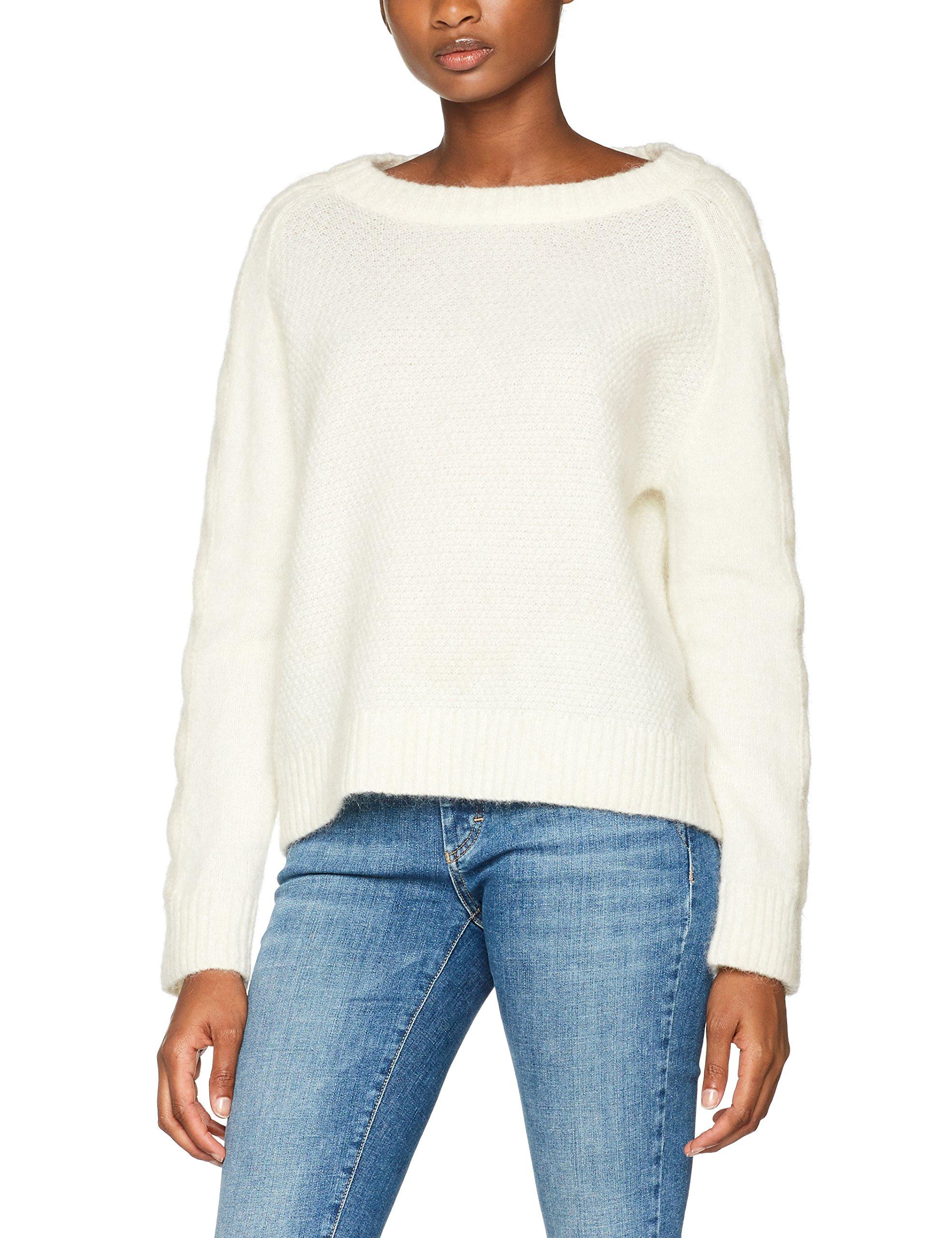 PullEcruoff 100338 FabricantSmallFemme White Du taille Just Kiln Female PiOTZukX