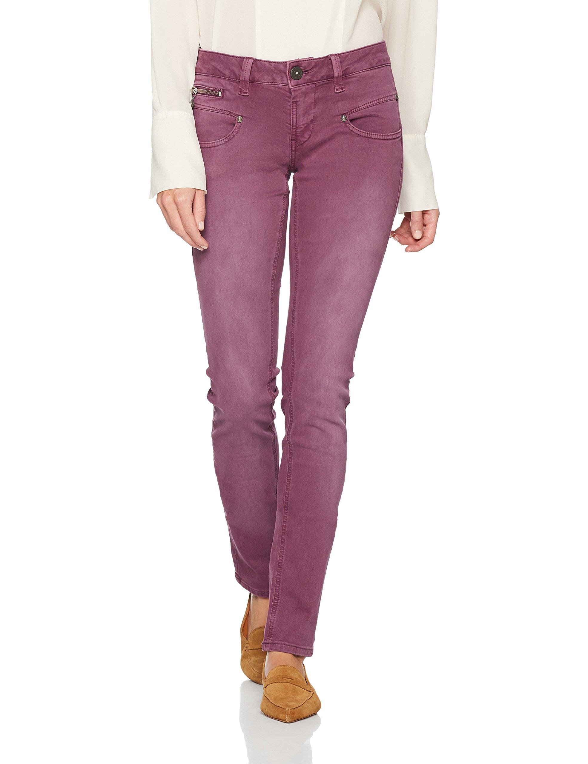 T Femme Freeman Color Porter New F486W30 Slim Alexa Magic PantalonVioletpotent Purple UMVqSpGz