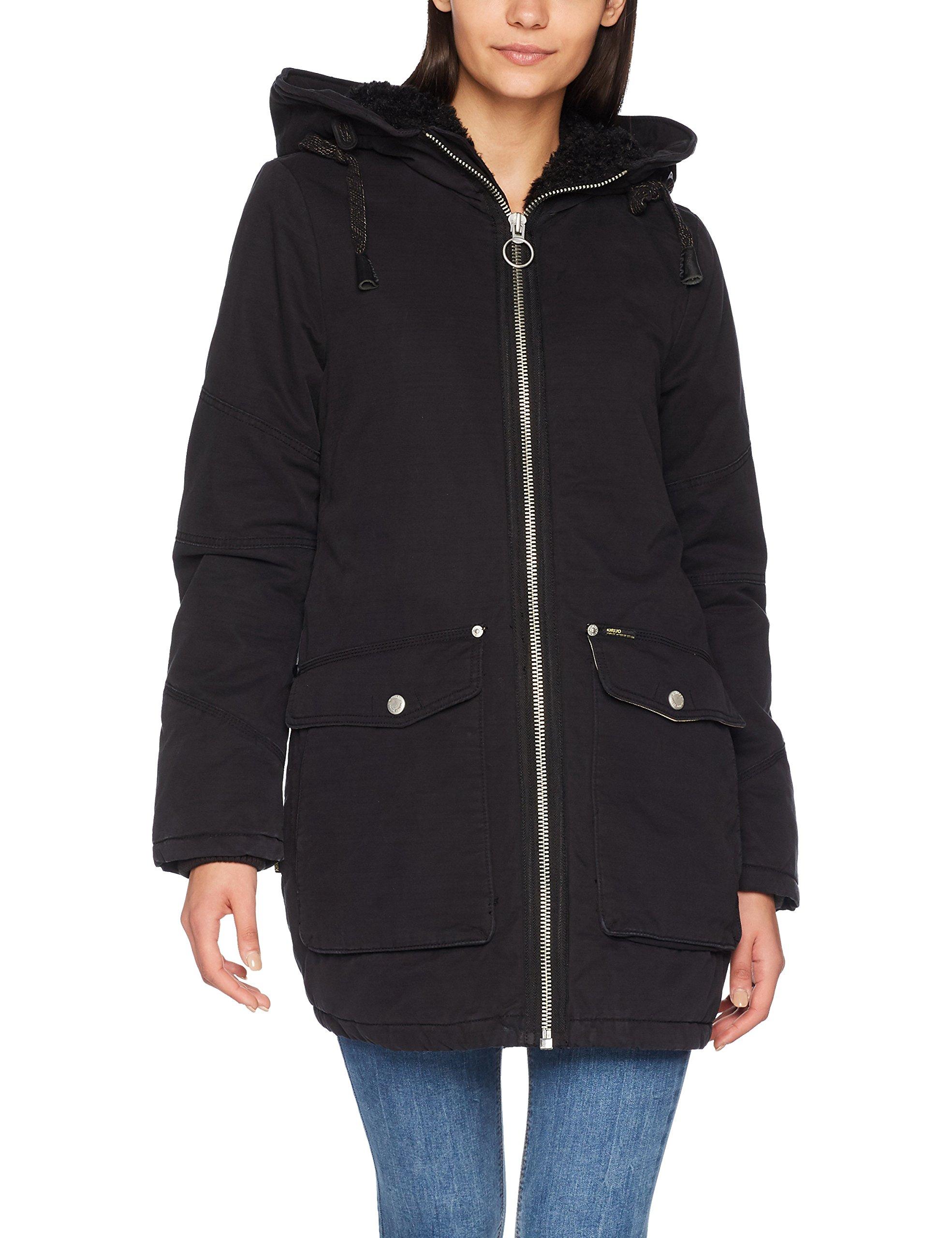 Jacket blk jAllrouders Femme Khujo BlousonSchwarzwas Clareh J05Large jVpqMLGSUz