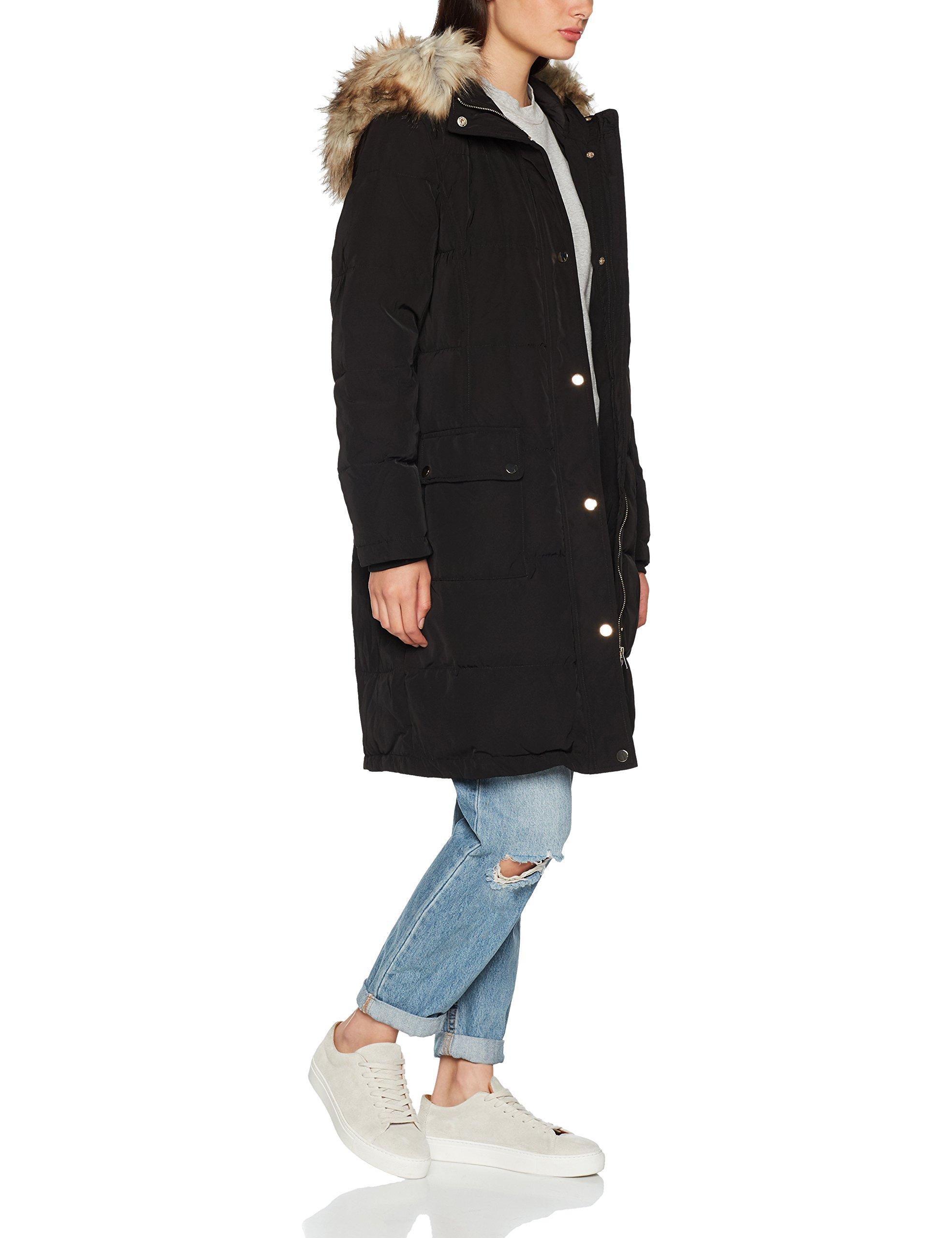 ManteauNoir FabricantX largeFemme Black42taille Vicalifornia Coat Clothes Vila XPk8nO0w