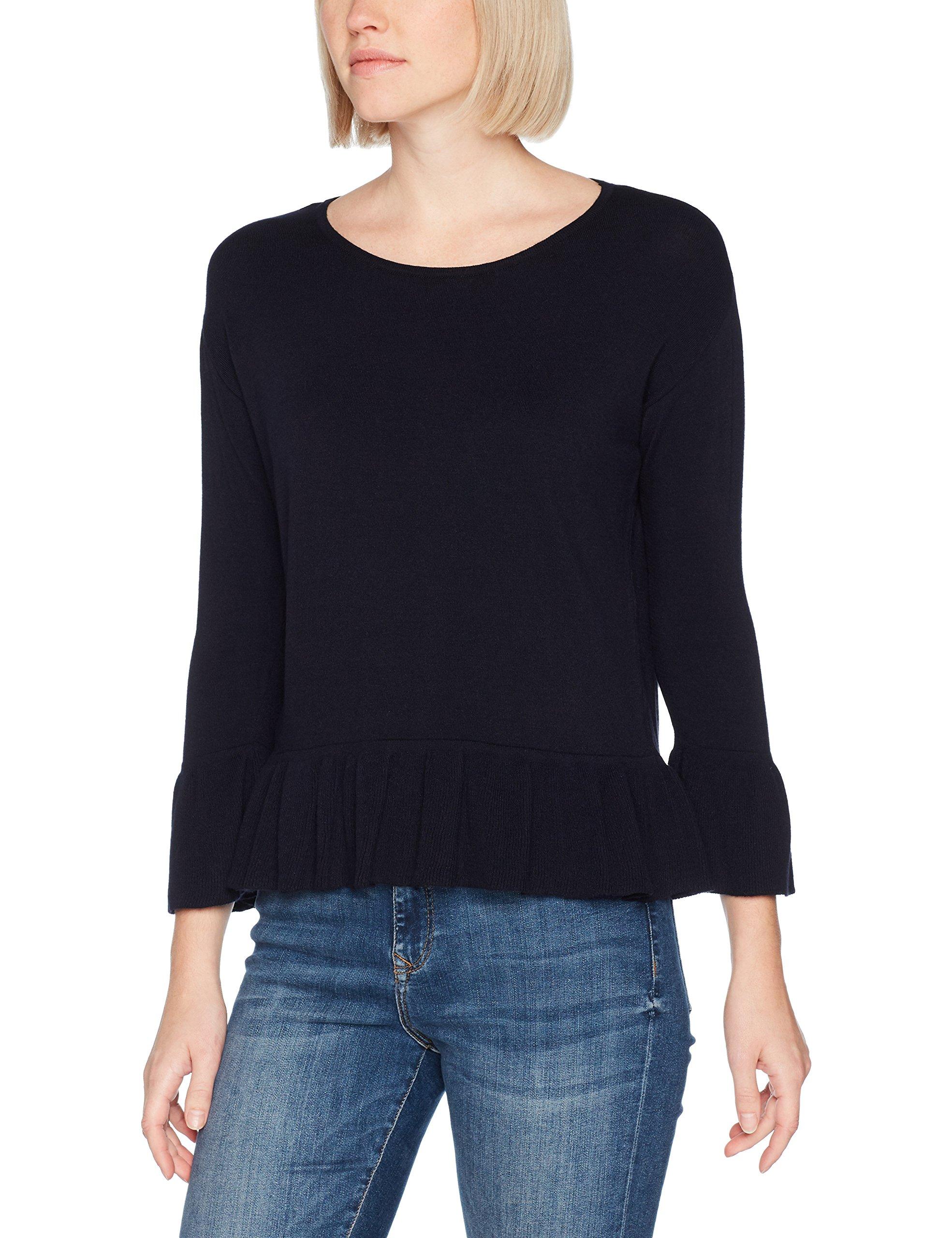 Moreamp; Moreamp; Femme PullBleumarine Pullover 037540 037540 Moreamp; PullBleumarine Pullover Femme Pullover l1KJFc