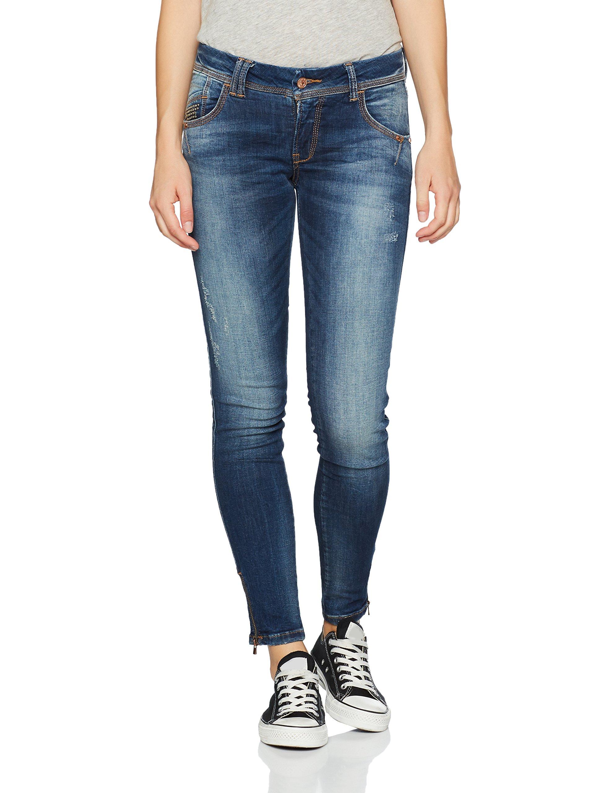 Wash AjustéeBlaudelia Marcy Jean Coupe Jeans Ltb 50326W31 Femme rdoCBxeW