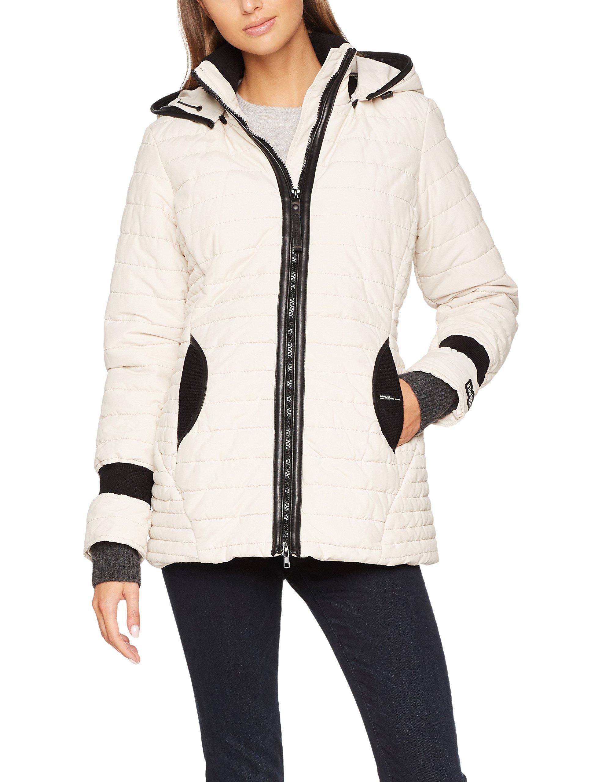 119M Retro Jacket BlousonBeigemoonbea Midd Femme Khujo qSUGVpMz
