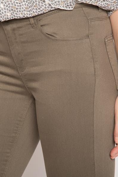 Vert Taille Couleur Cache Pantacourt 34 CotonFemme lK1JT3Fc