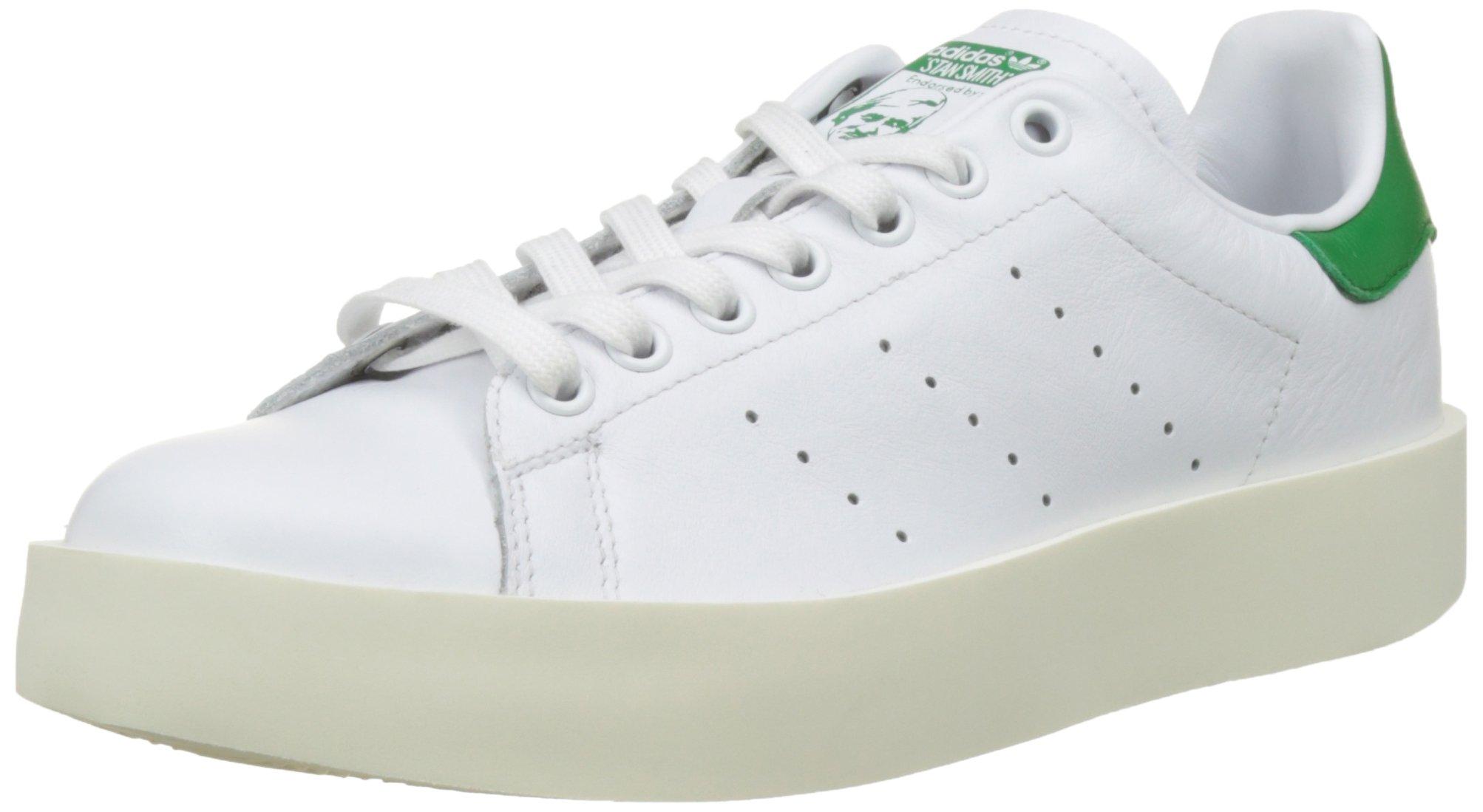 Stan Footwear Eu Smith green39 Adidas 3 1 White BoldBaskets FemmeBlanc srdothQCxB