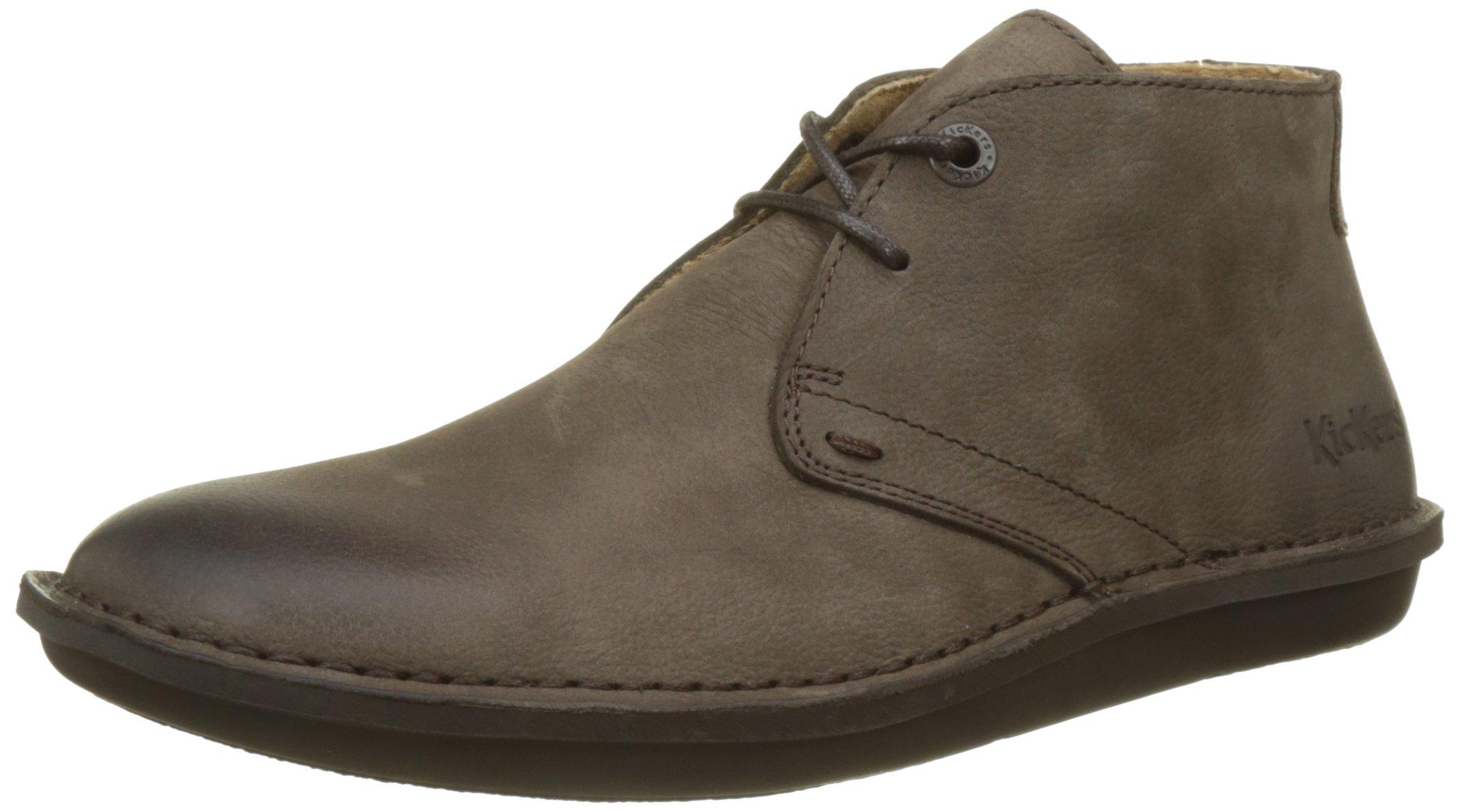 ReborysDesert Kickers Boots Foncé41 Hommesmarron Eu k8nON0wXP