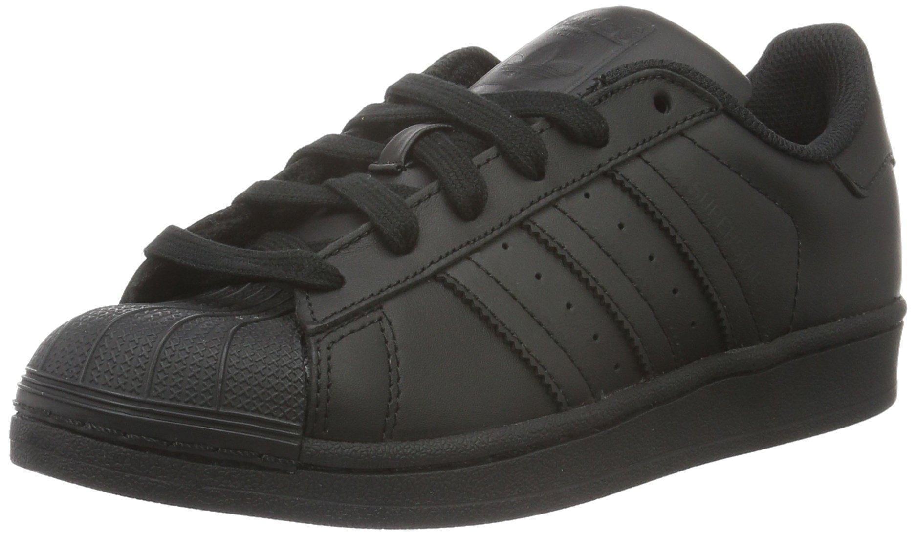 Adidas 2 SuperstarSneakers core Mixte Black Eu Black36 3 Originals Basses AdulteNoircore eWEHYD29I