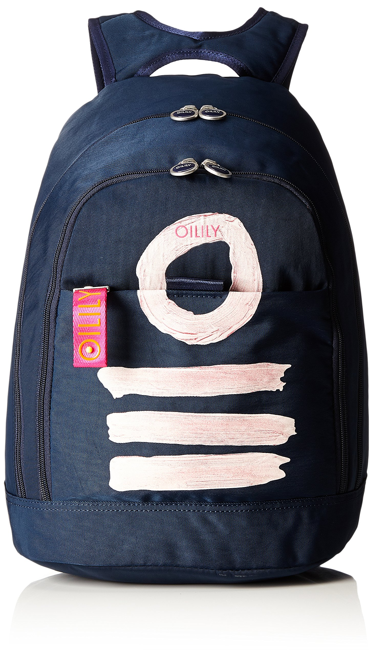 Nylon Fun X H Dos Blue21x45x30 Cmb Backpack T À FemmeBlaudark Oilily LvzSacs cA3jLq54R