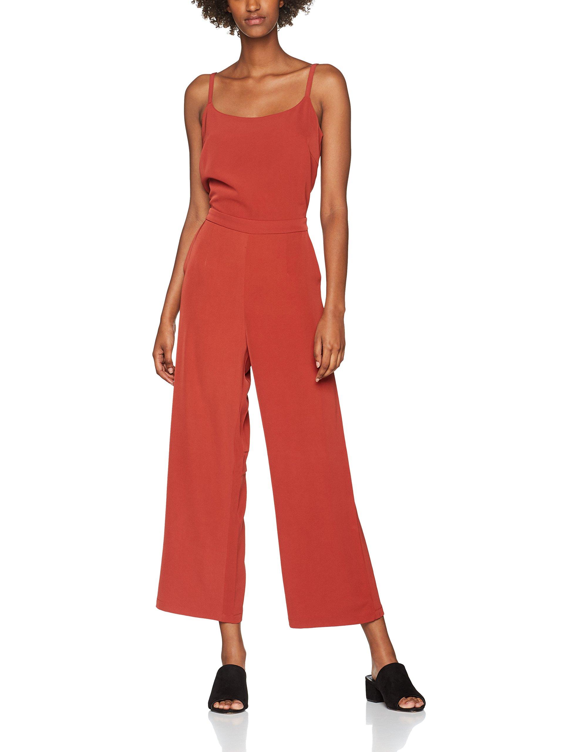 CombinaisonRougerosewood Gestuz 9028938 Jumpsuit Femme Flora Ao17 Nnwvm8O0