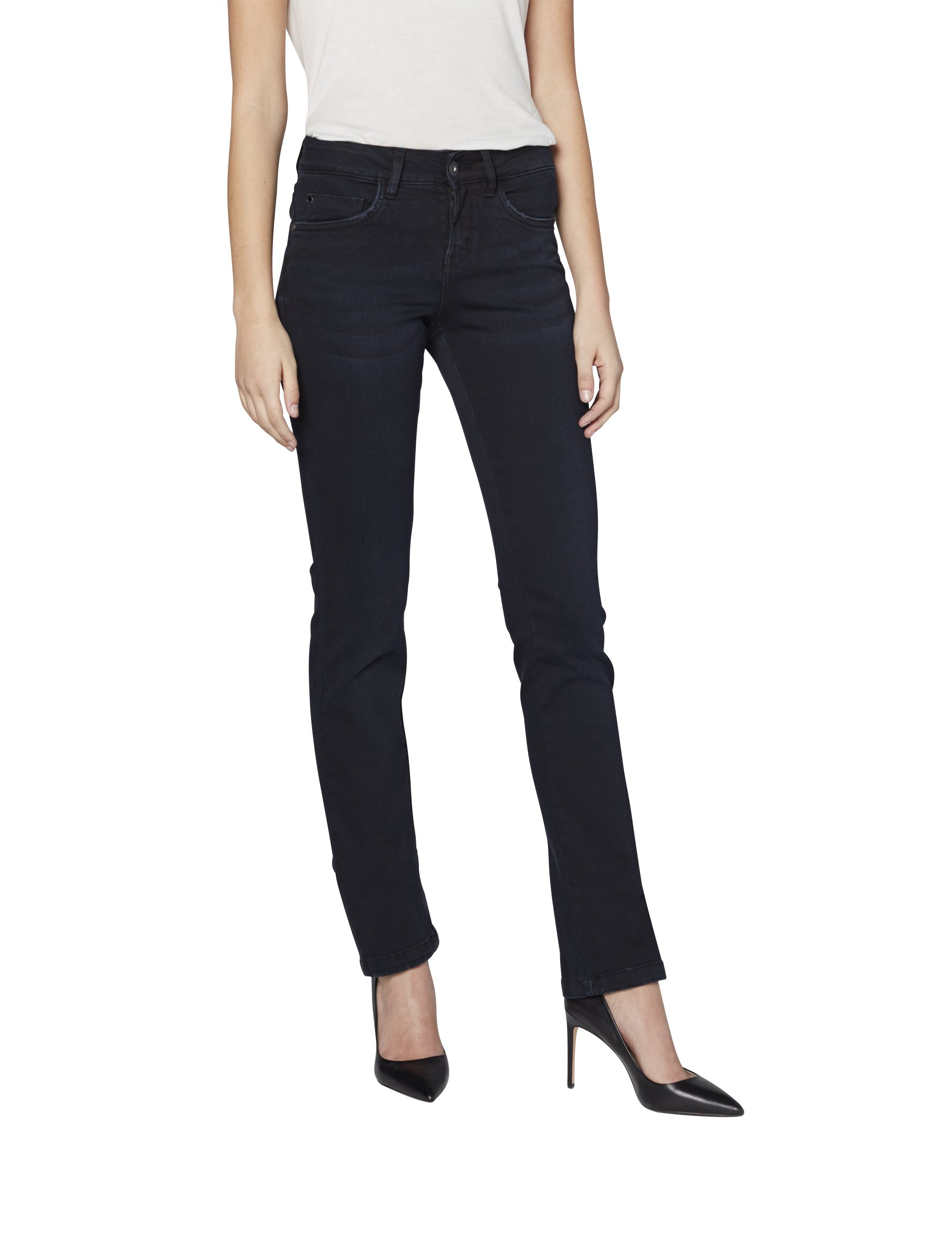 Comfort Colorado X Layla 30l Damen 83628w Night C959 Fit JeansNoirblack Denim Slim Femme BoxrdCe