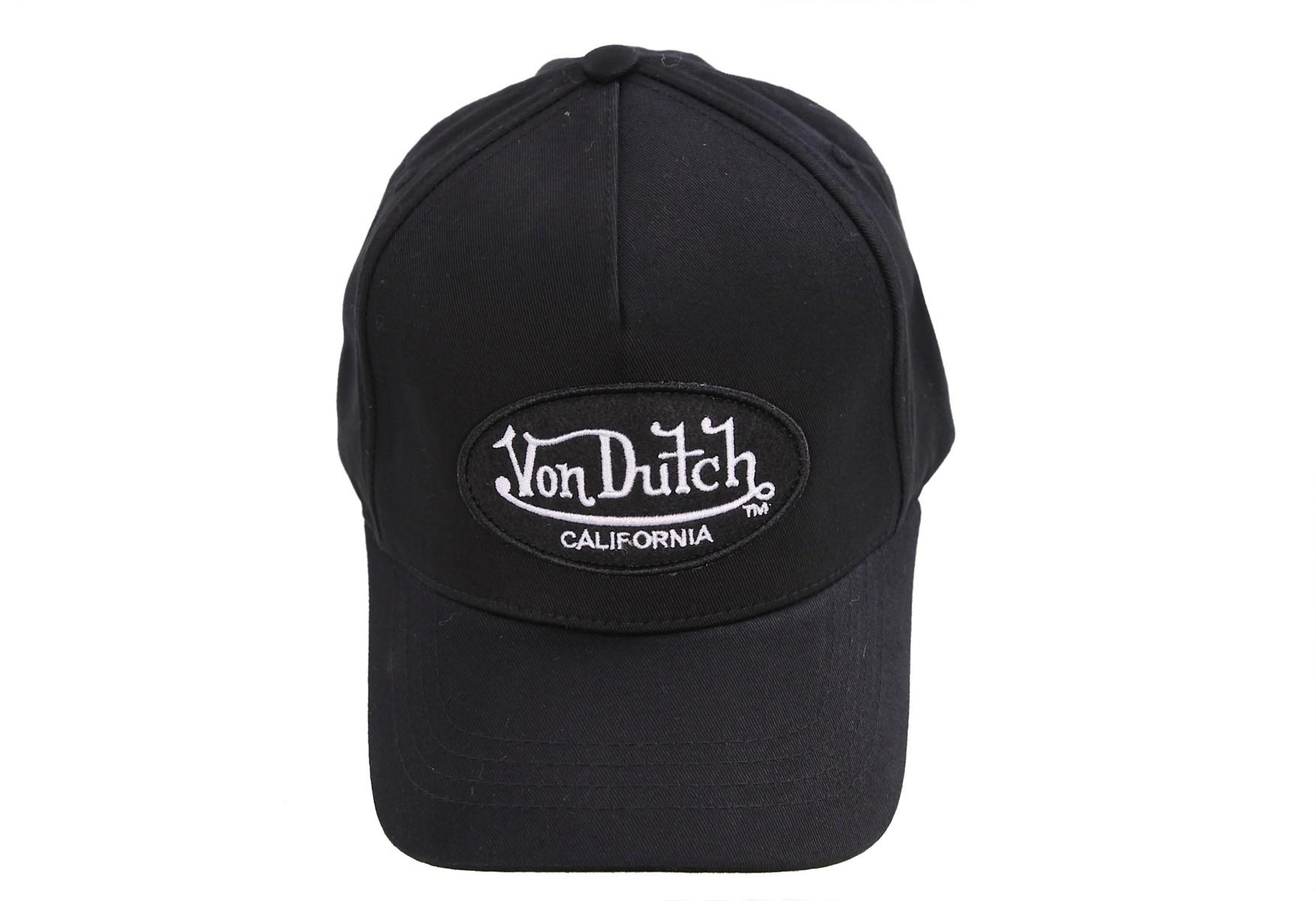 Noir Von Dutch Dutch Lofb02 Von HommeCasquette zUjLGSVpqM