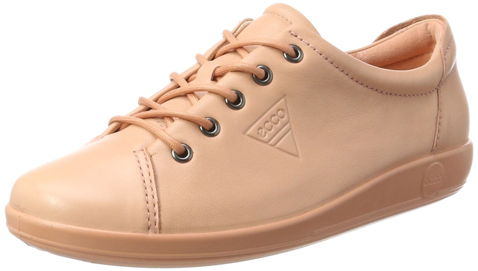 0Sneakers Clay40 Eu FemmeBeigemuted 2 Ecco Soft Basses A4R35Lqj