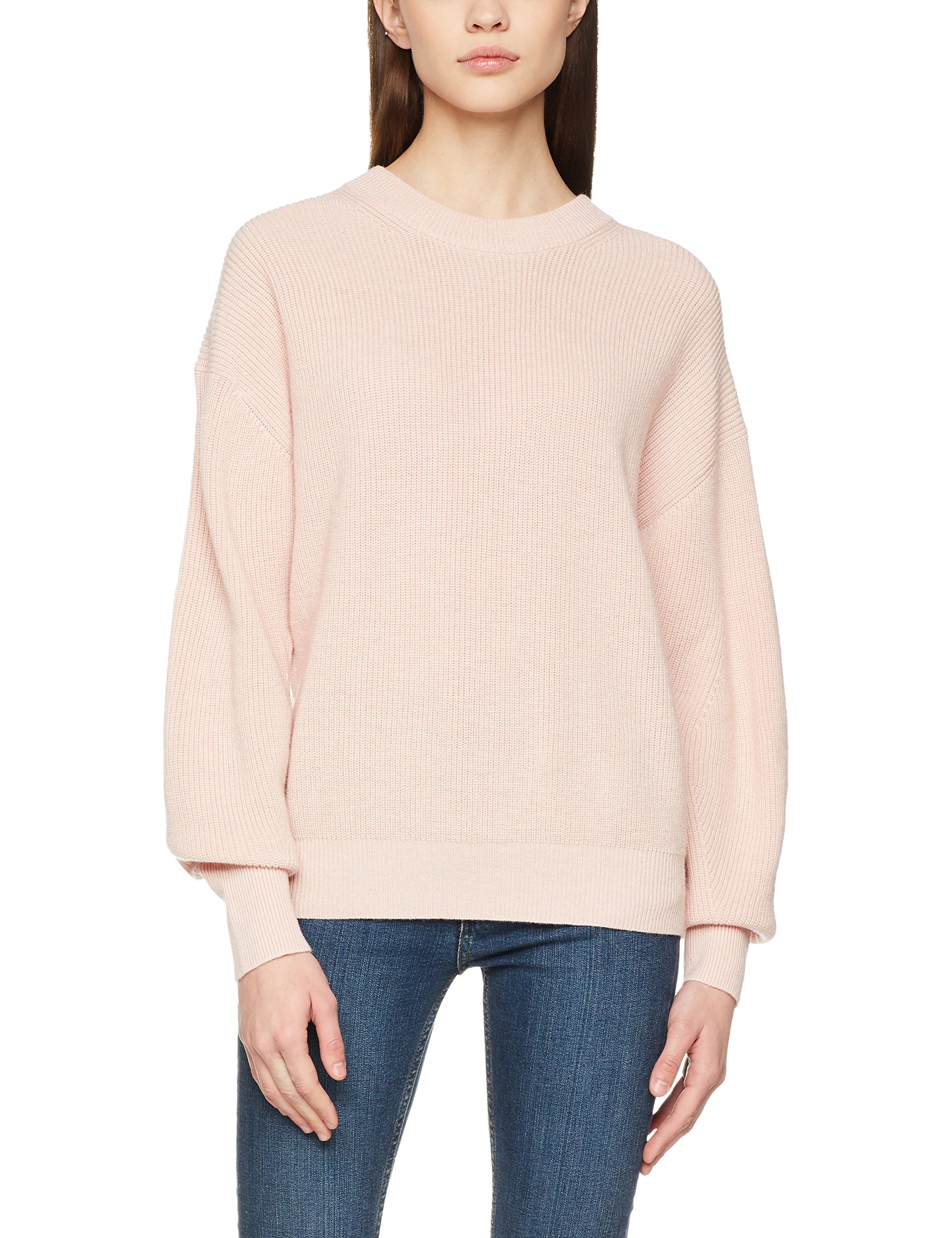 Filippa Wool Rib cashmere K Pullover PullRosetearose12taille FabricantLargeFemme rCBoedxW