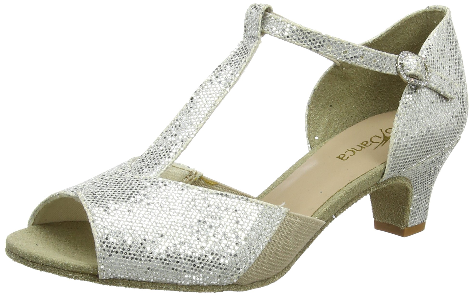 De Danca Bl33Chaussures So Salon Euus9 Danse FemmeArgentsilver39 lJ5TF1cu3K