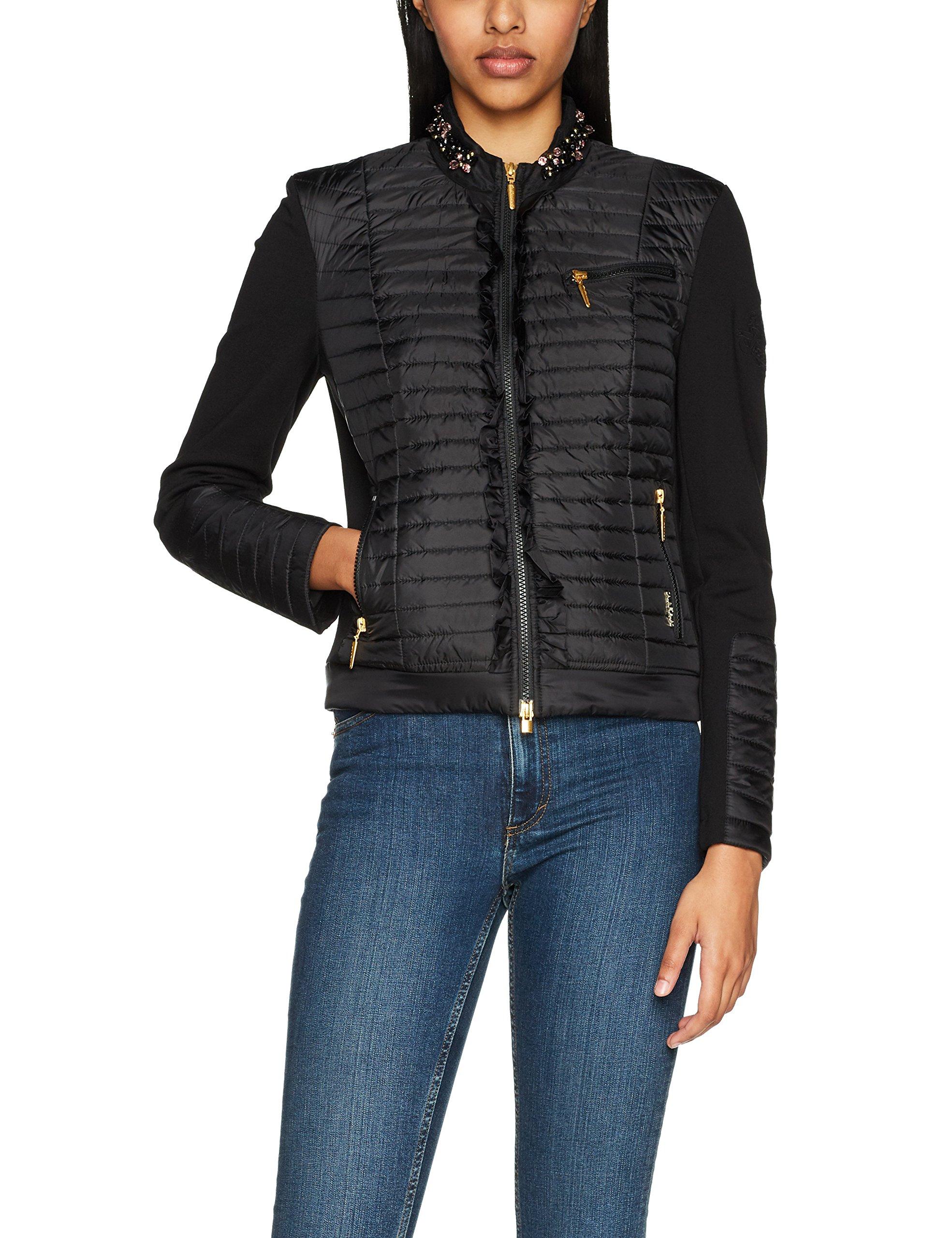 Airfield 0114 Femme bri Black jacket Sierra BlousonNoirjet VGLqUMSzp