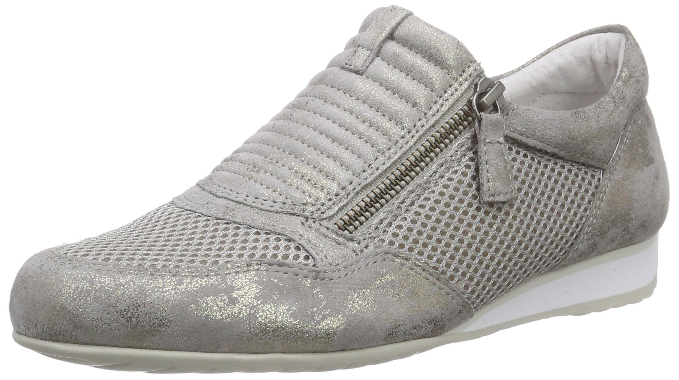 Basses Eu ComfortBaskets Gabor Shoes Taupe37 FemmeBeige93 435RjqAL