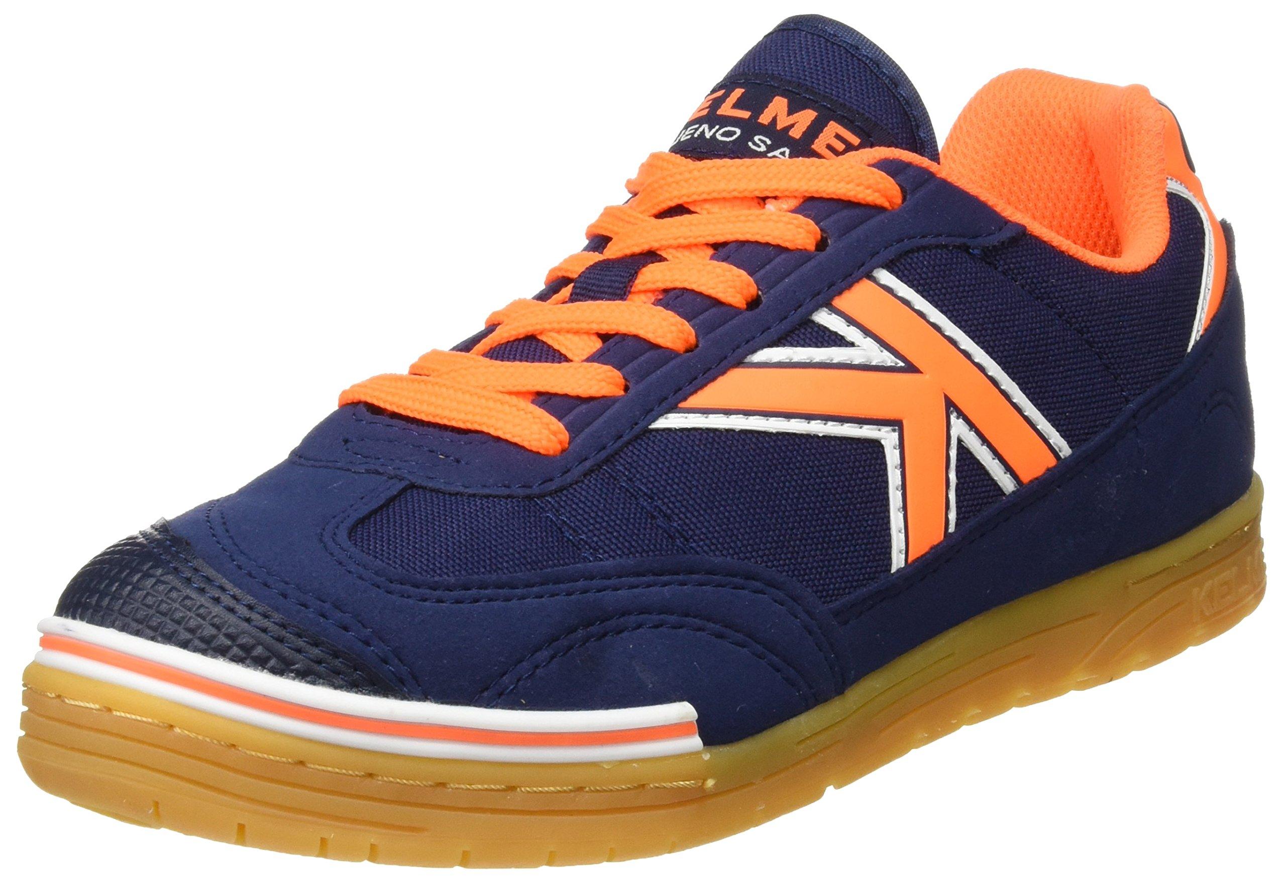 AdulteBleumarino SalaSneakers Kelme Basses Mixte naranja37 Trueno Eu vm0Nnw8