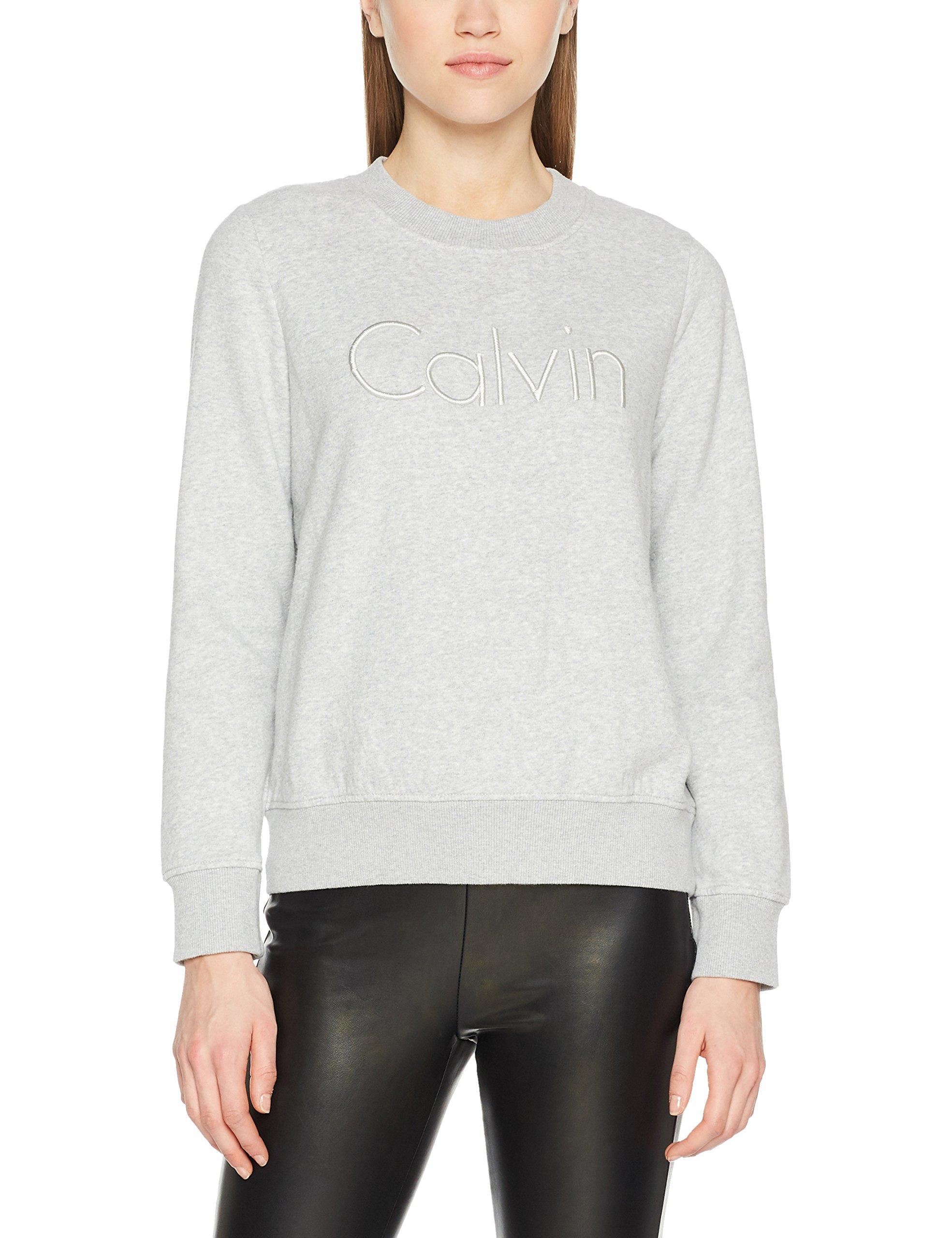 Heather Femme Calvin Grey 038Medium Jeans Cn s Klein L Sweat shirtGrislight Hondi Hwk EHDIeYbW29